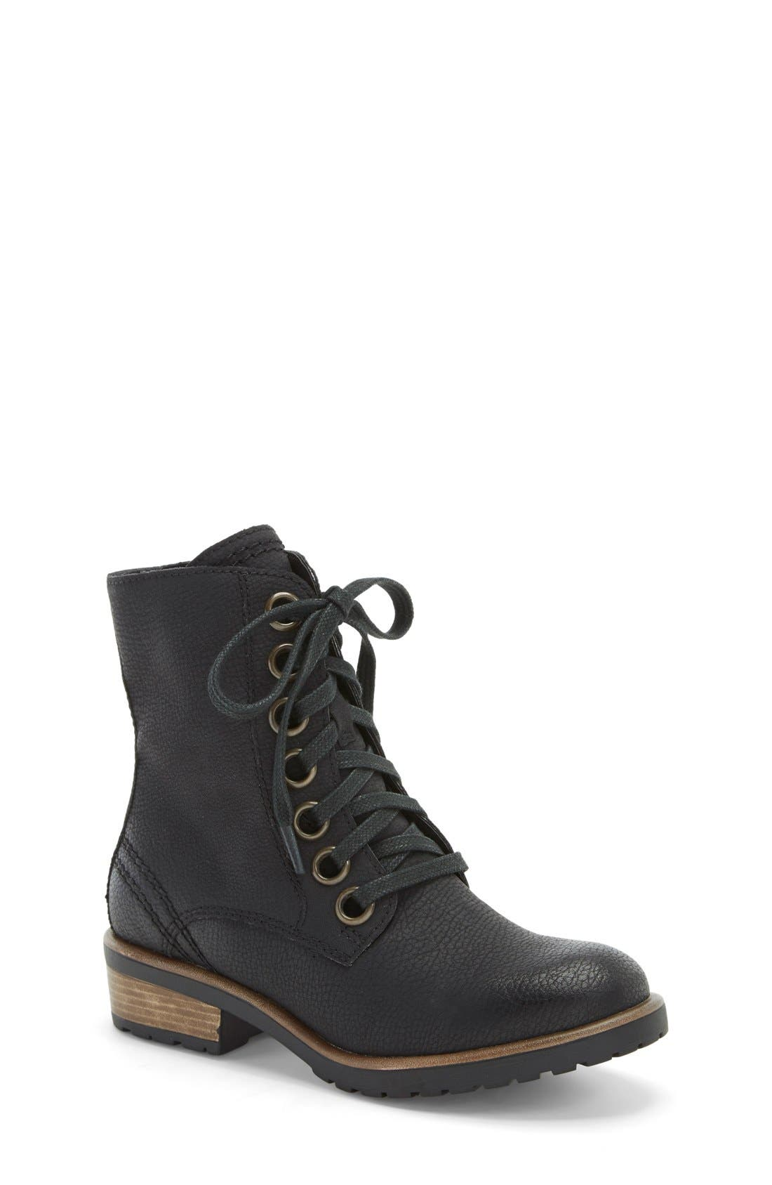 Tucker + Tate 'Amsterdam' Lace Up Boot (Toddler, Little Kid & Big Kid)