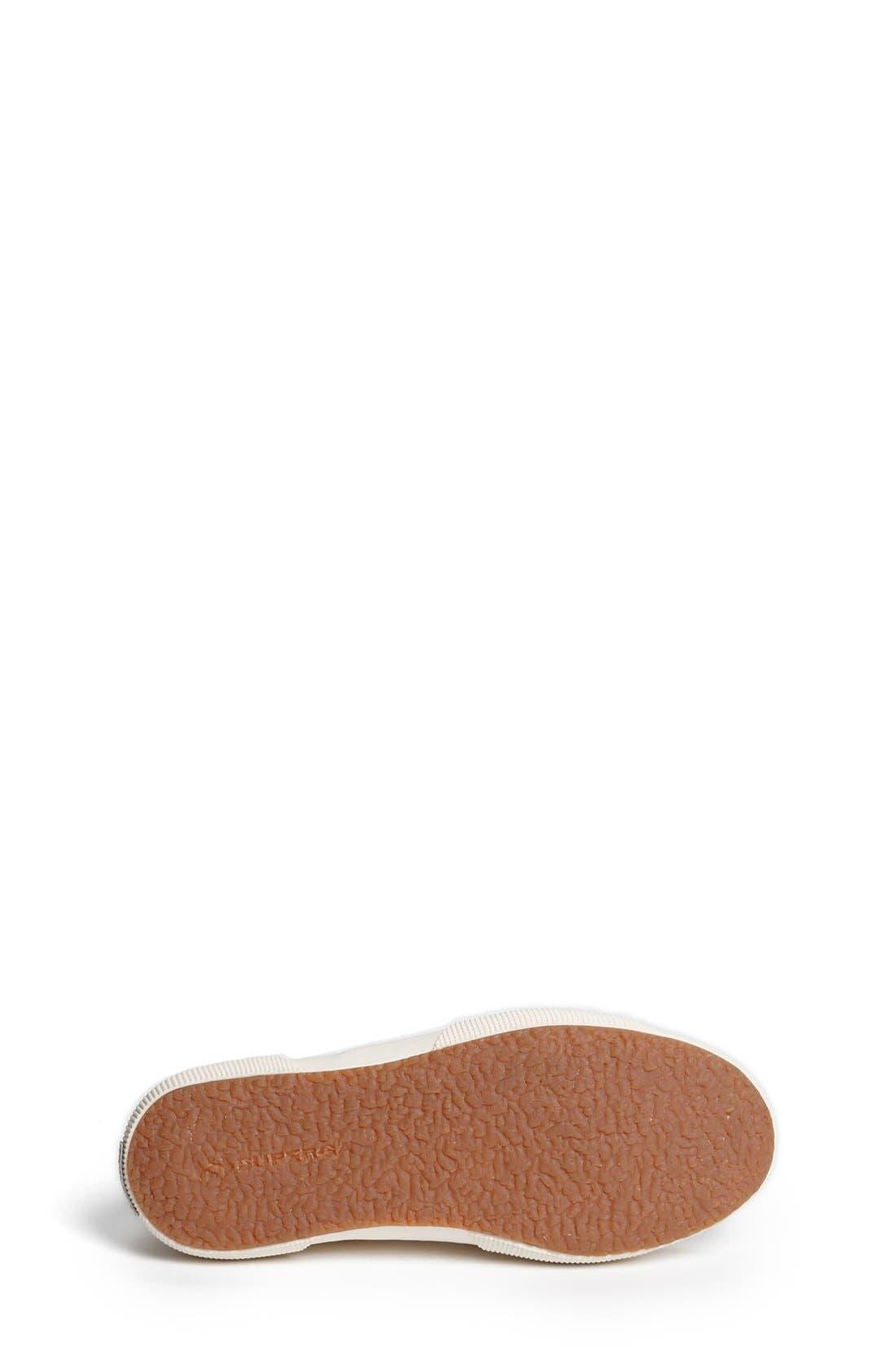 Alternate Image 7  - Superga 'Crochet' Sneaker