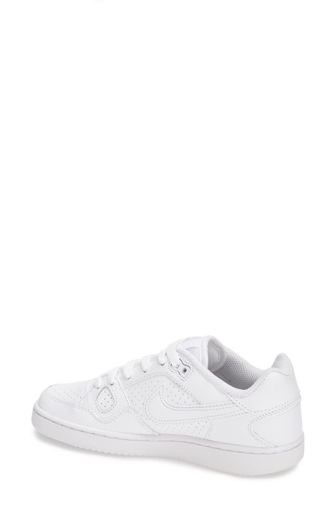 Alternate Image 2  - Nike 'Son of Force' Sneaker (Women)
