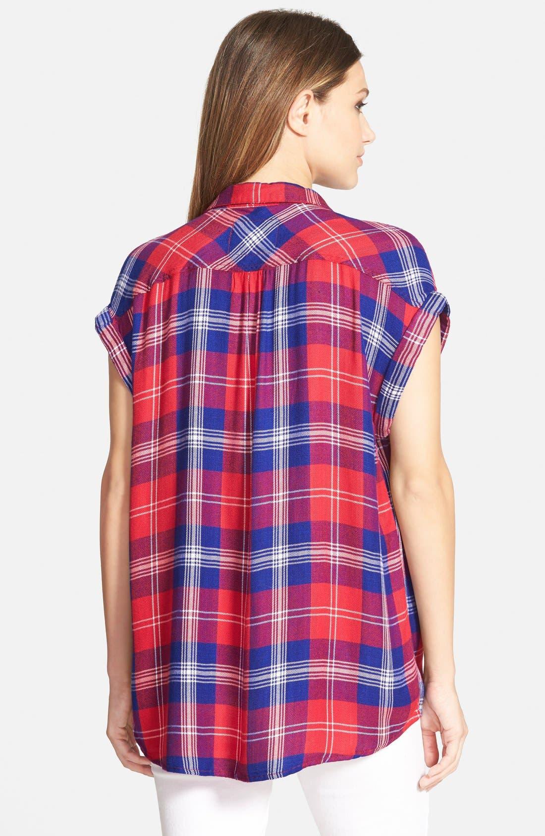 Alternate Image 2  - Rails 'Britt' Plaid Shirt