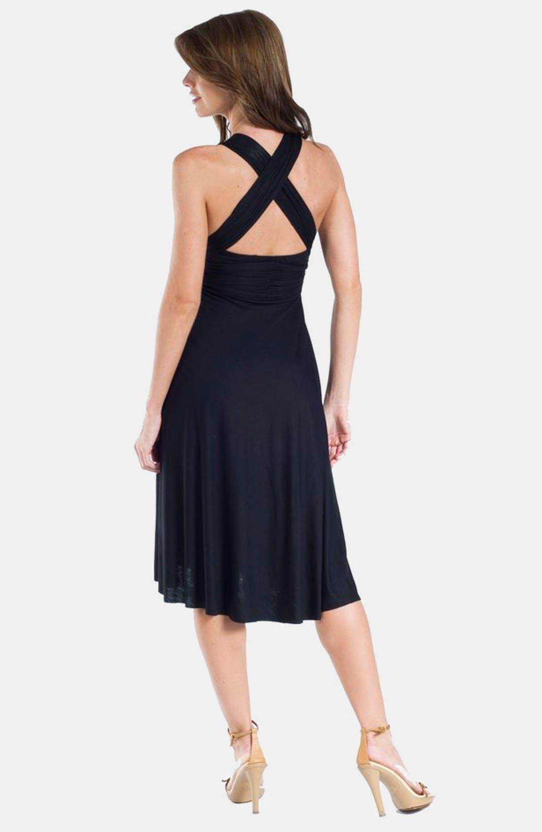 Alternate Image 13  - Elan Convertible Cover-Up Dress