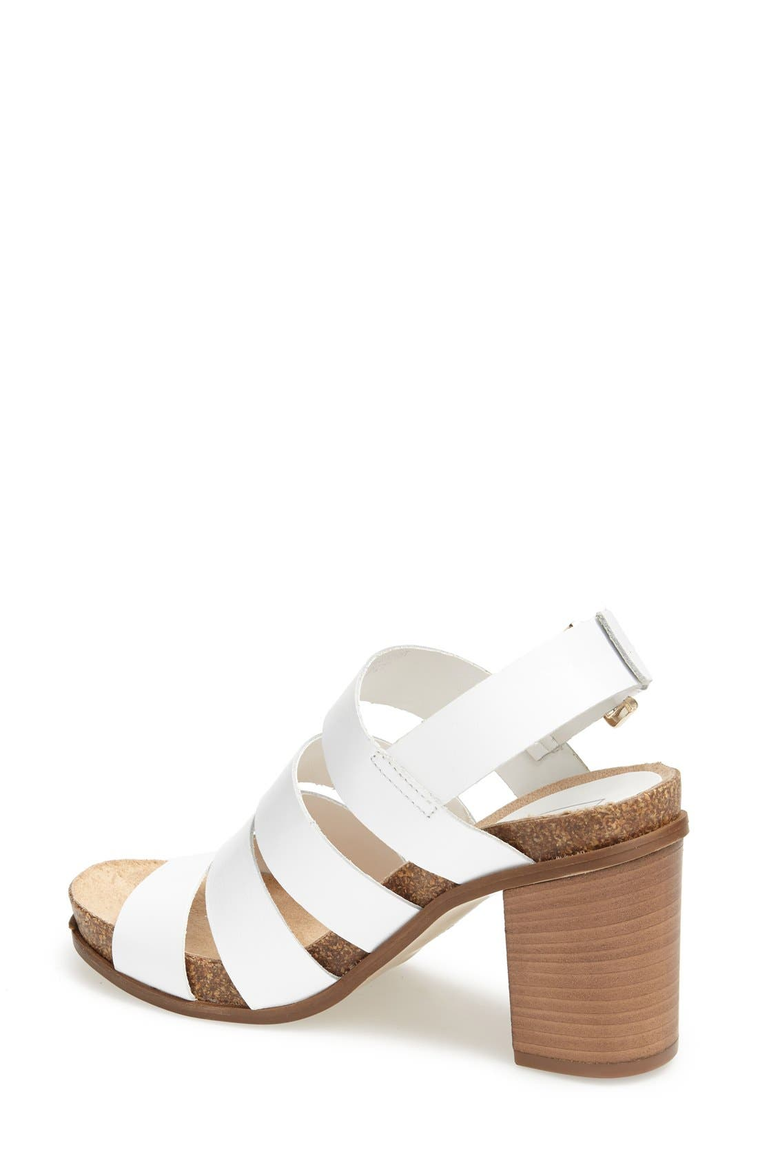 Alternate Image 2  - Topshop 'Nickname' Sandal (Women)