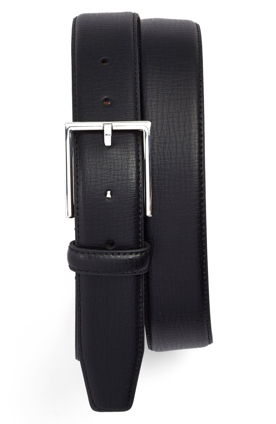 Nordstrom Men's Shop Leather Belt