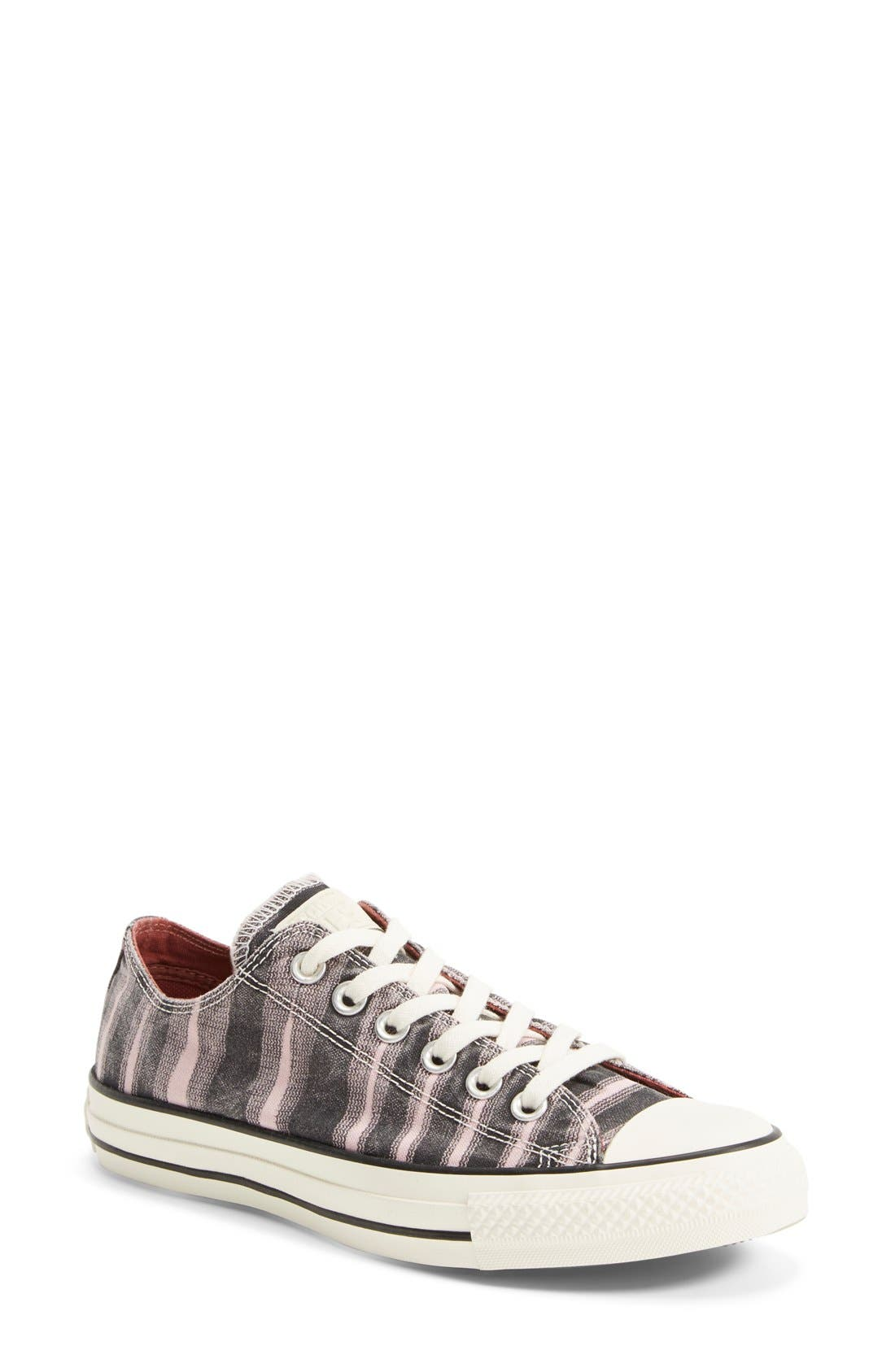 Alternate Image 1 Selected - Converse x Missoni Chuck Taylor® All Star® 'Washed Space Dye' Sneaker (Women) (Online Only)