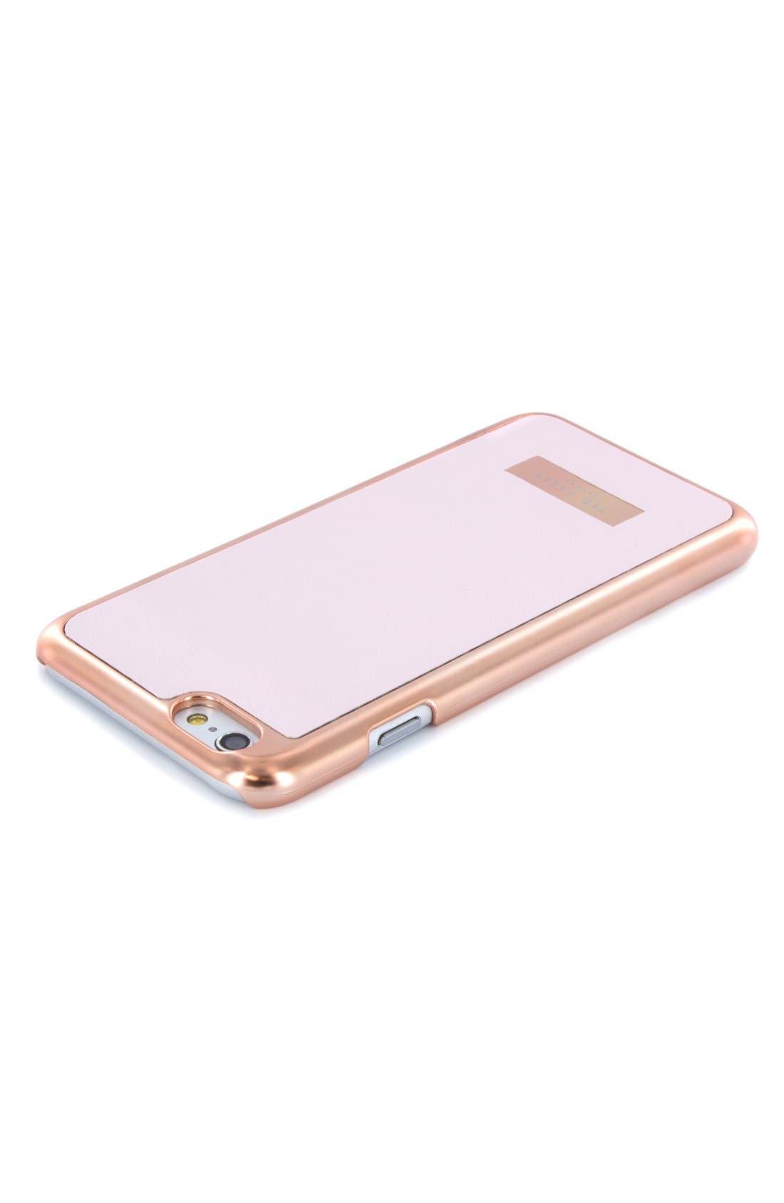 Alternate Image 5  - Ted Baker London Renaye iPhone 6 & 6s Case