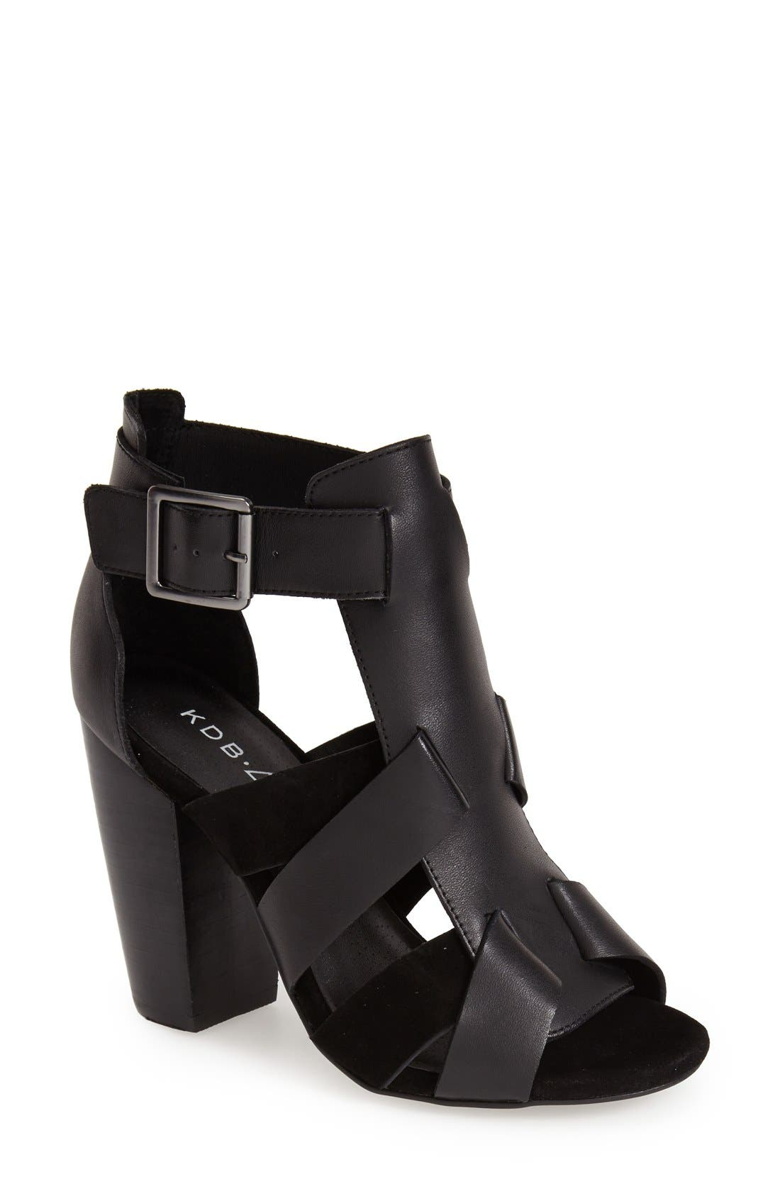 Alternate Image 1 Selected - Kelsi Dagger Brooklyn 'Belle' Sandal (Women)