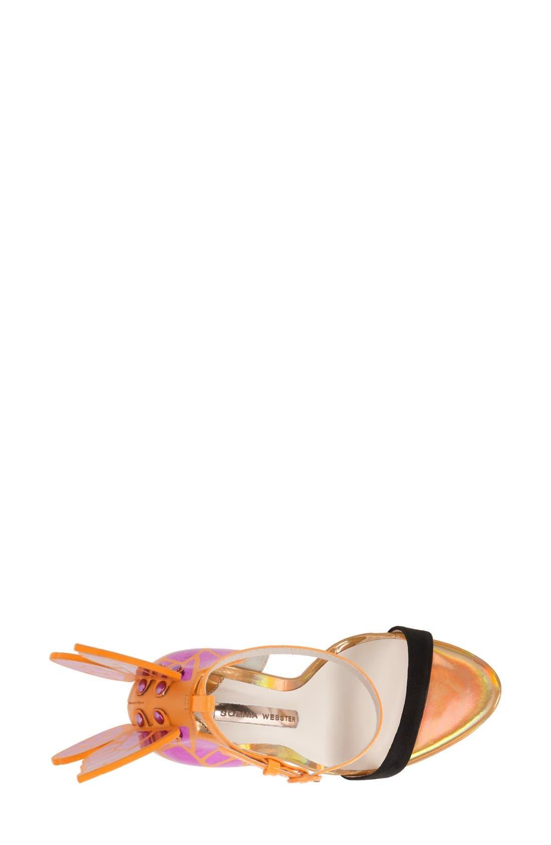Alternate Image 3  - Sophia Webster 'Chiara' Ankle Strap Sandal (Women)