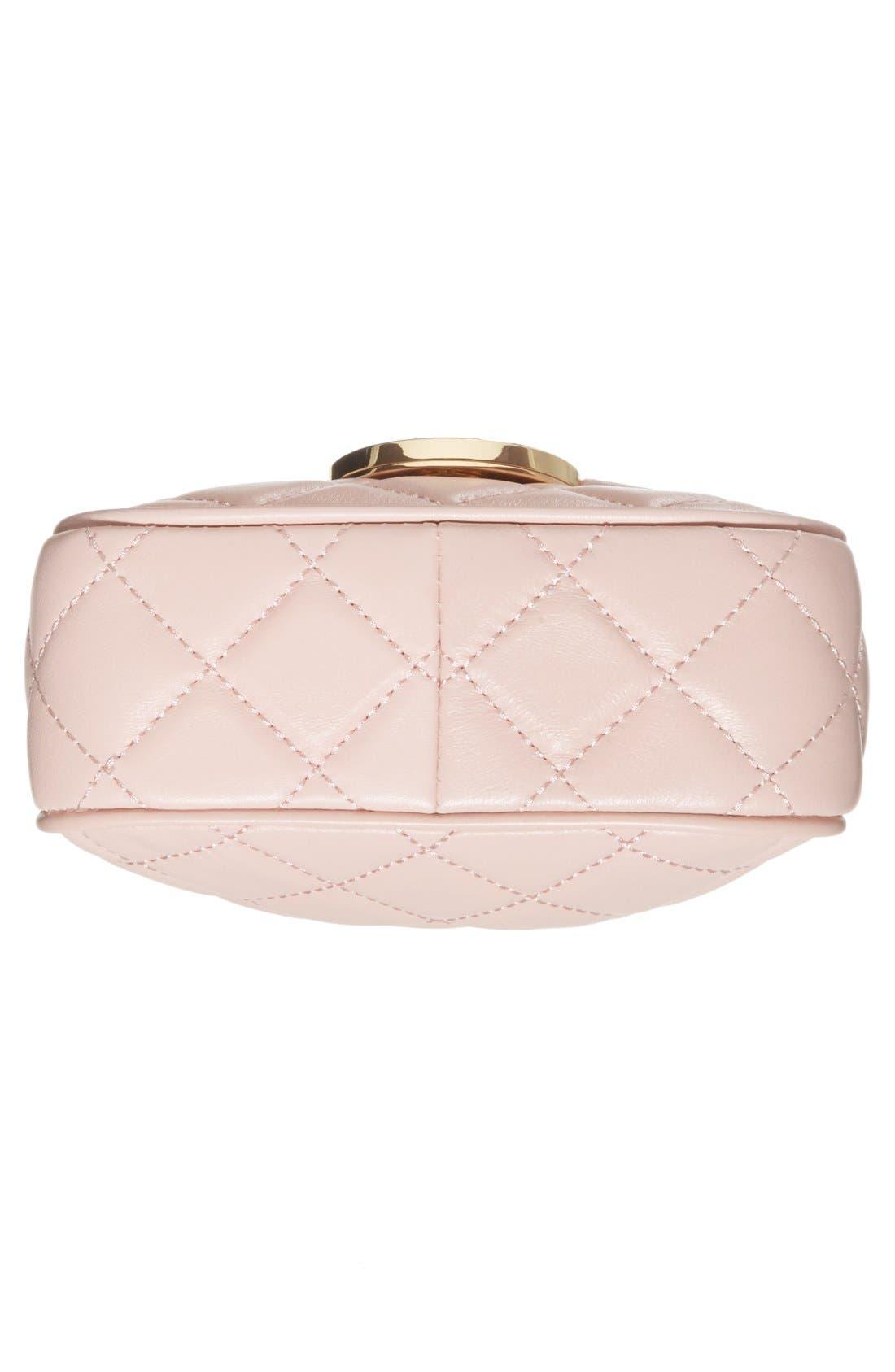 Alternate Image 6  - MICHAEL Michael Kors 'Small Fulton' Quilted Crossbody Bag