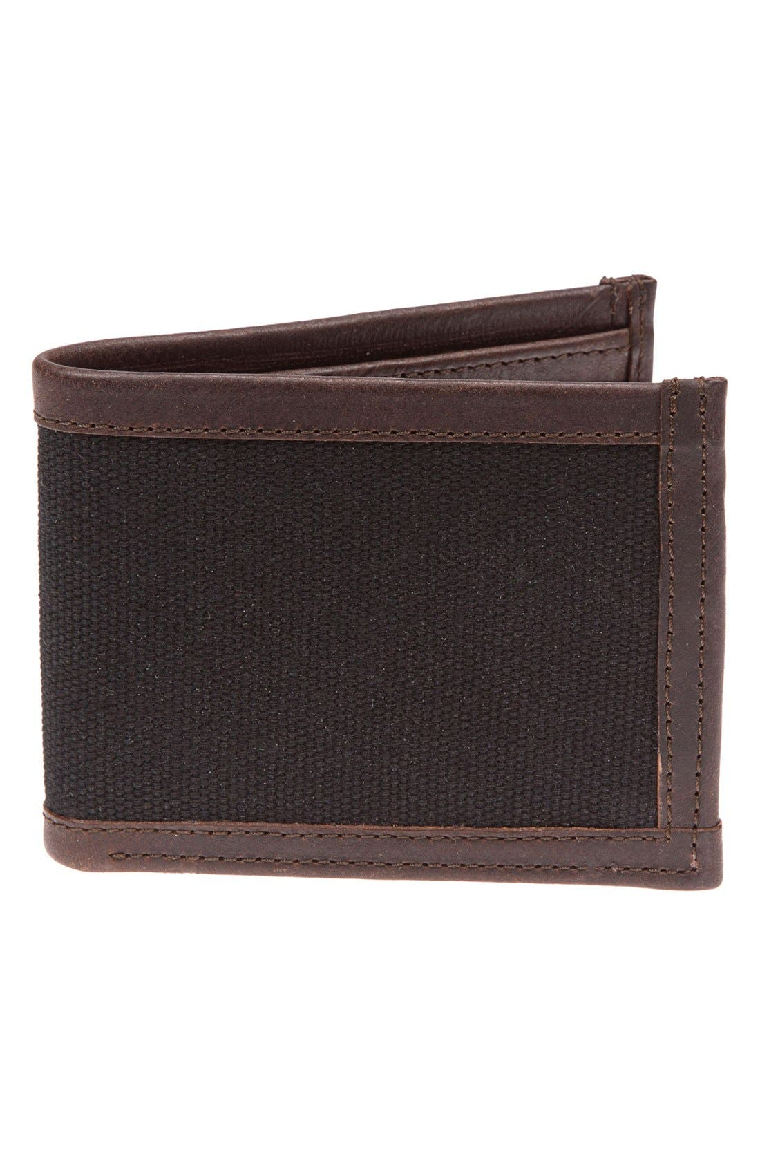 Alternate Image 1 Selected - Will Leather Goods 'Ethan' Wallet