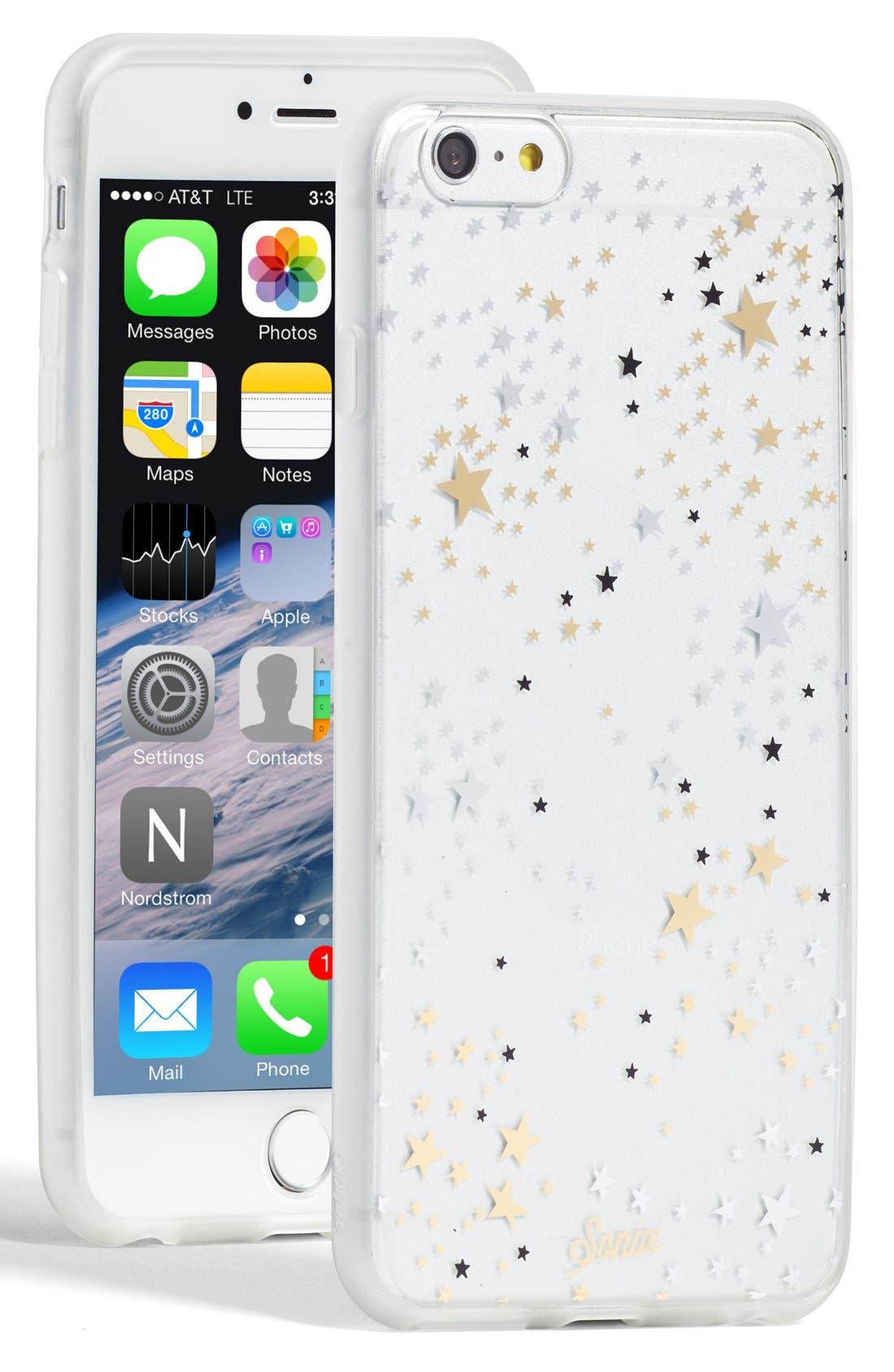 Main Image - Sonix 'Clear Stella' iPhone 6 Plus Case