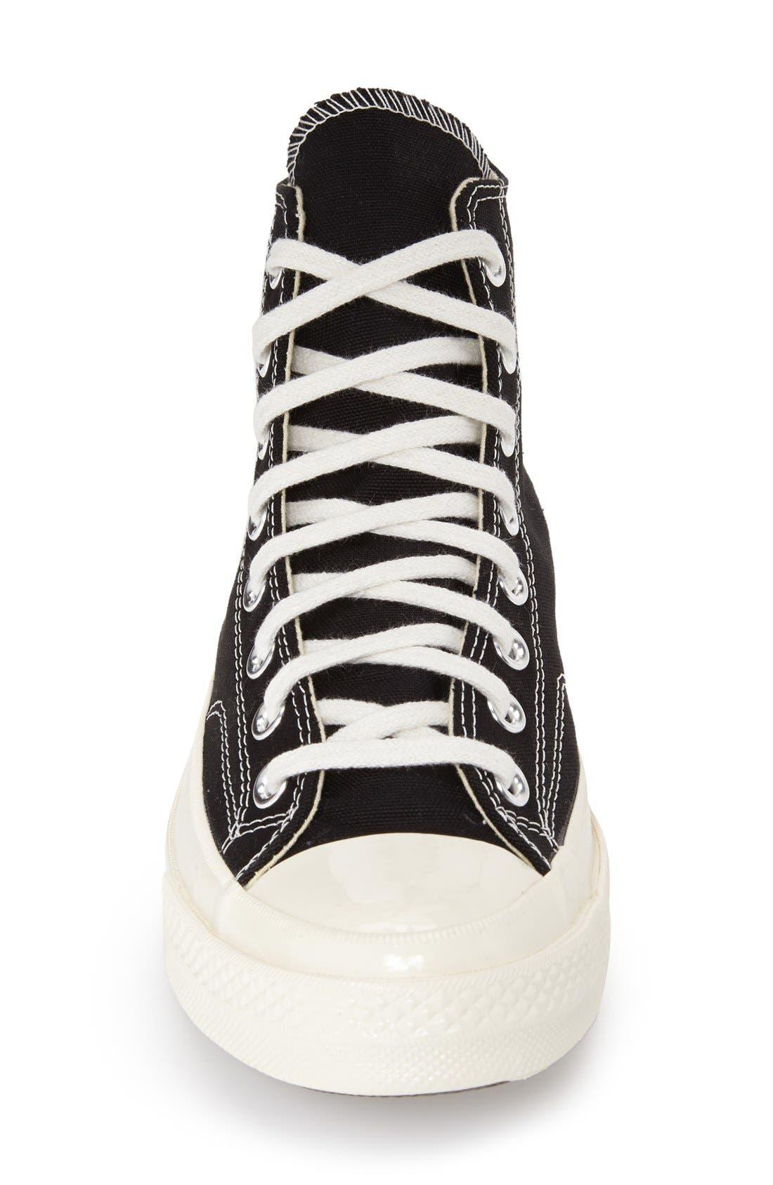Alternate Image 3  - Comme des Garçons PLAYx Converse Chuck Taylor® - 'Hidden Heart' High TopSneaker (Men)