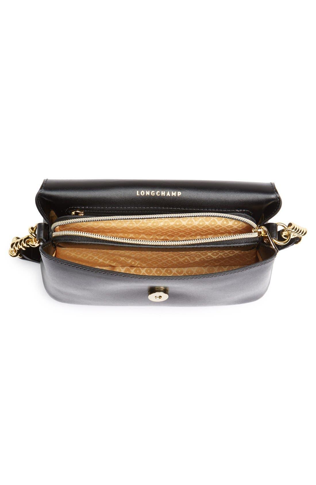Alternate Image 4  - Longchamp 'Honore' Crossbody Bag