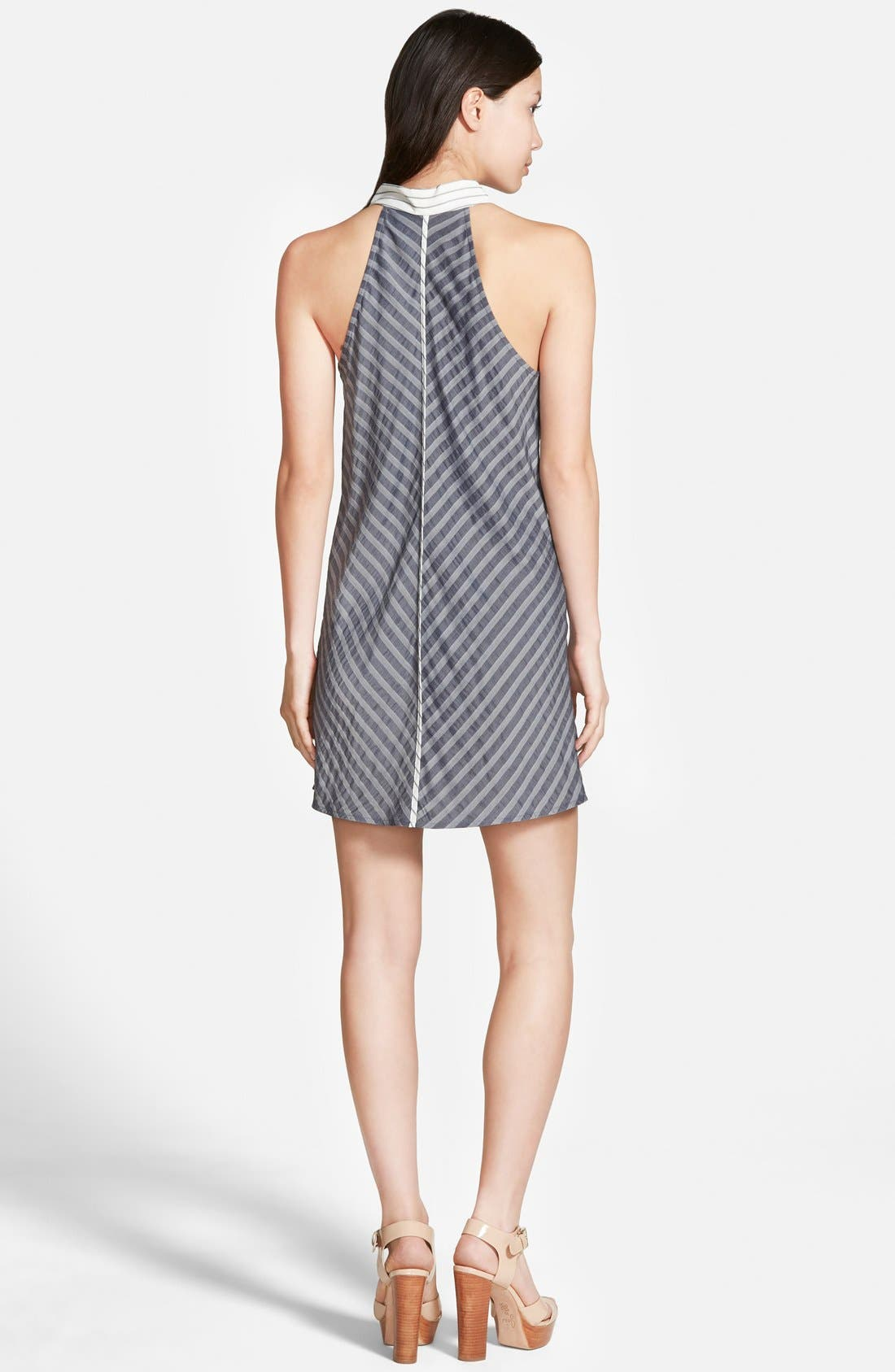 Alternate Image 2  - cooper & ella 'Hannah' Bow Dress