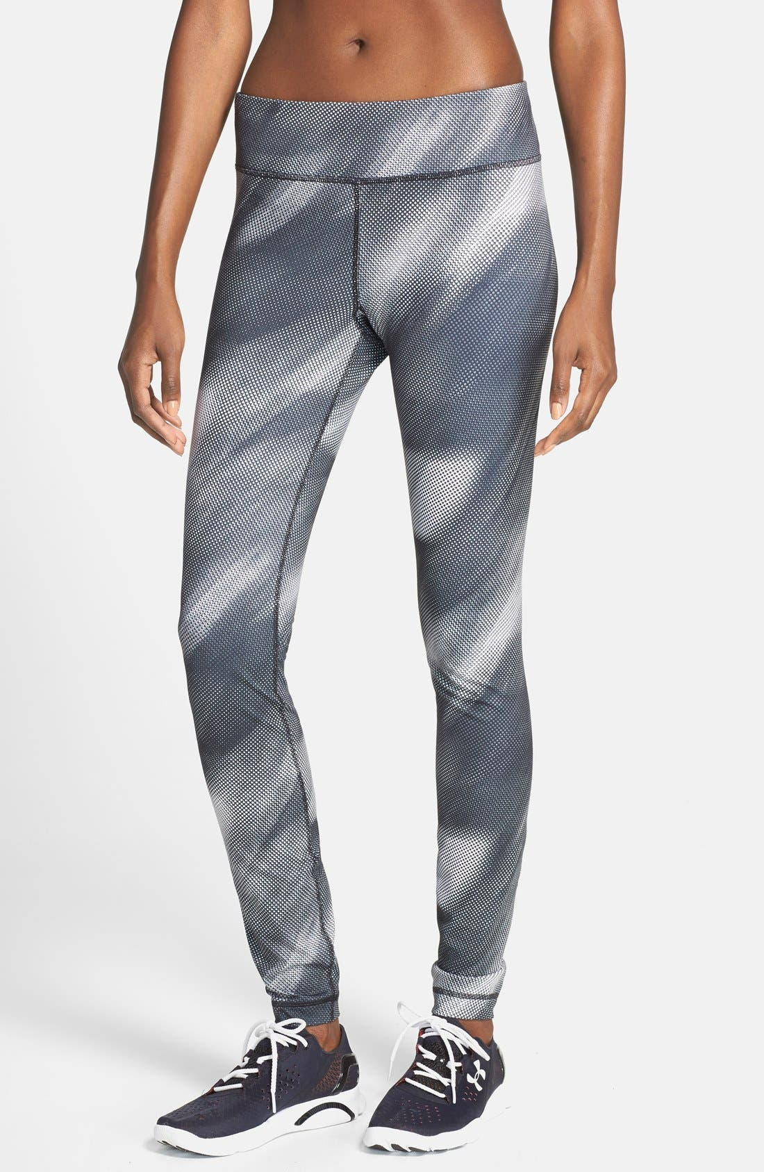 Alternate Image 1 Selected - Under Armour 'Studio' High Rise Leggings