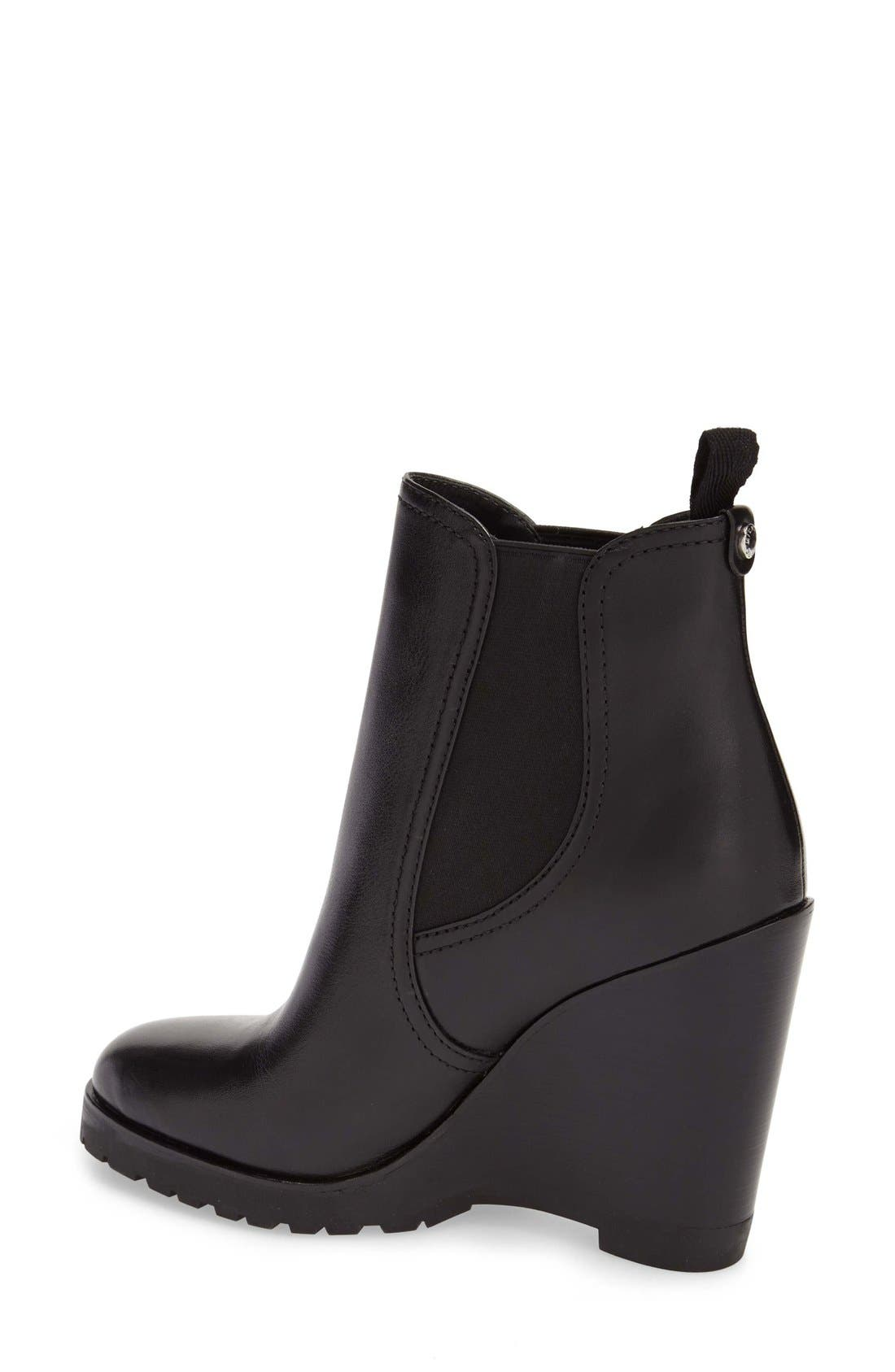 Alternate Image 2  - MICHAEL Michael Kors 'Thea' Wedge Bootie (Women)