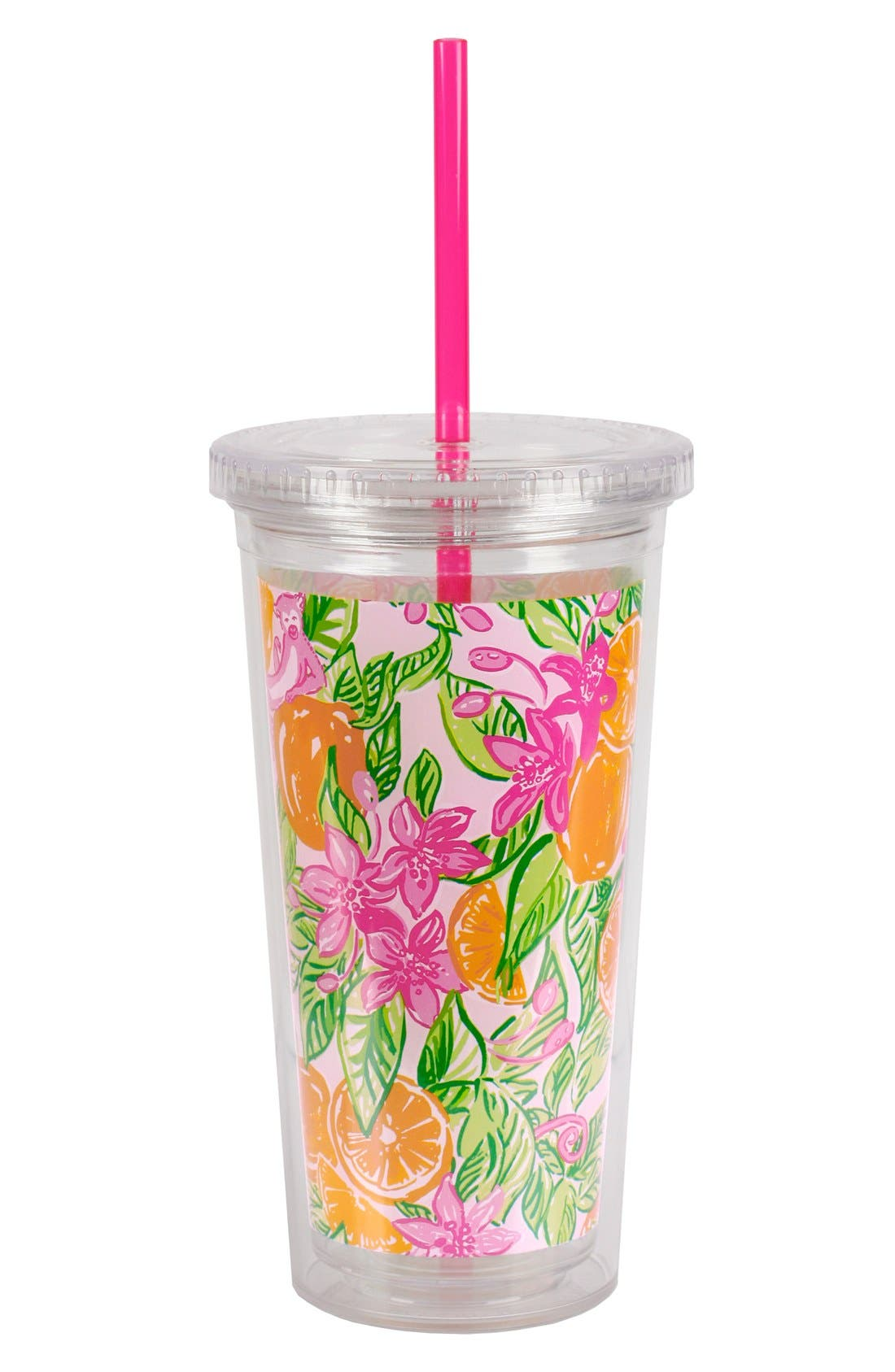 Alternate Image 1 Selected - Lilly Pulitzer® Travel Tumbler