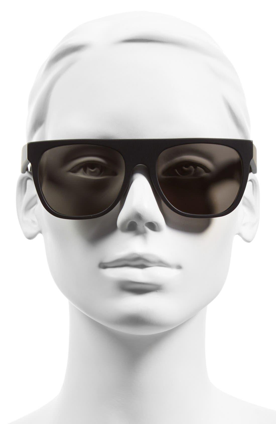 Alternate Image 2  - SUPER by RETROSUPERFUTURE® 'Flat Top' 55mm Retro Sunglasses