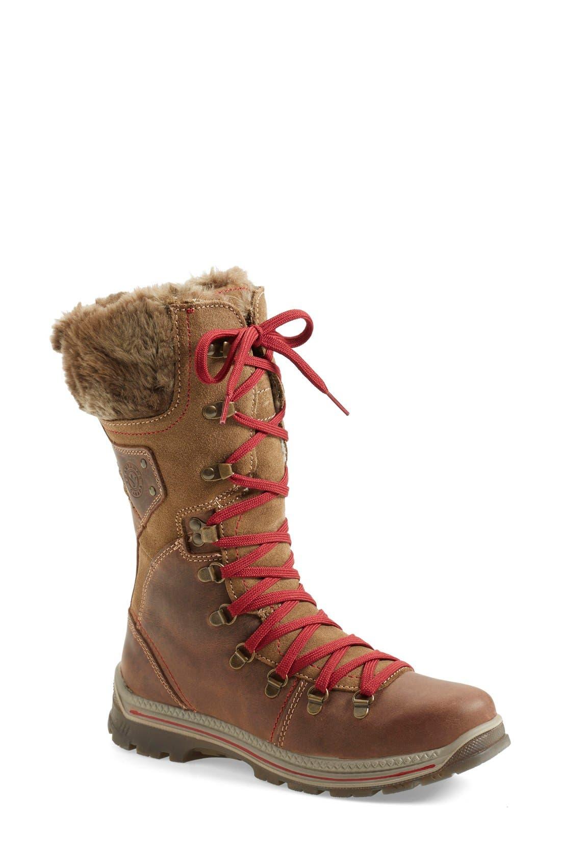 Santana Canada 'Melita' Waterproof Boot (Women) | Nordstrom