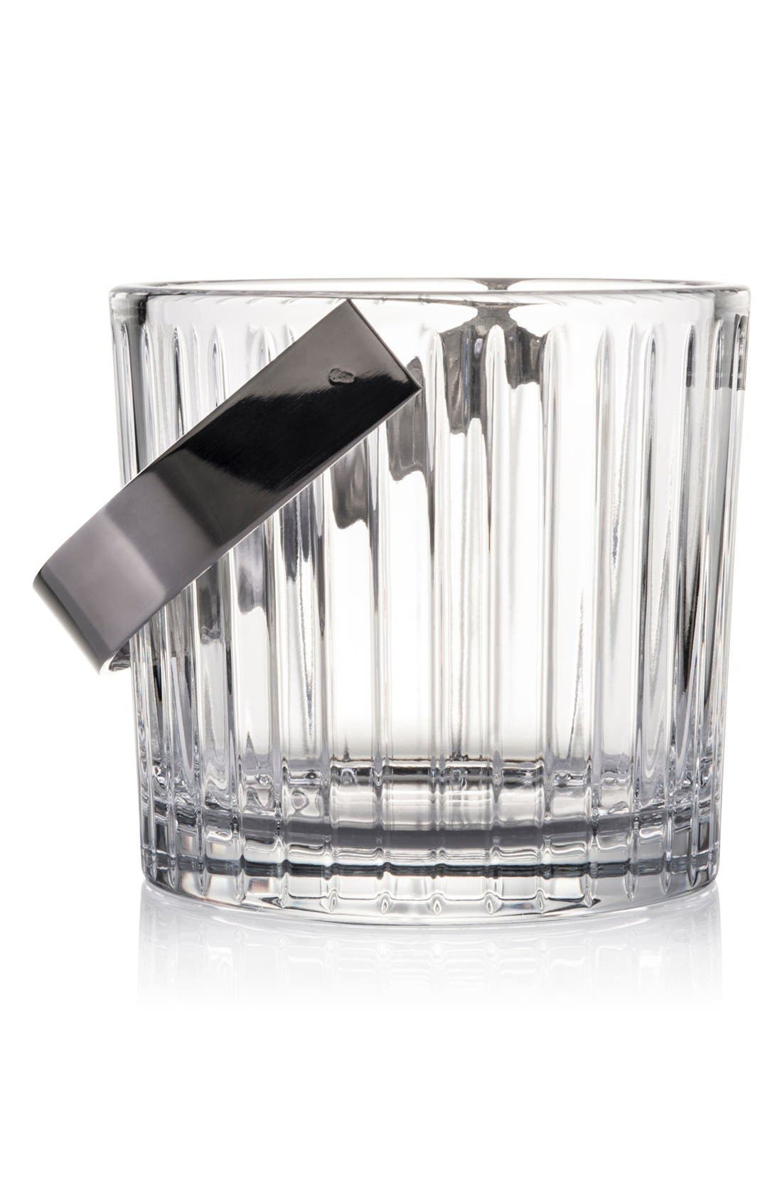 ROGASKA CRYSTAL 'Avenue' Lead Crystal Ice Bucket