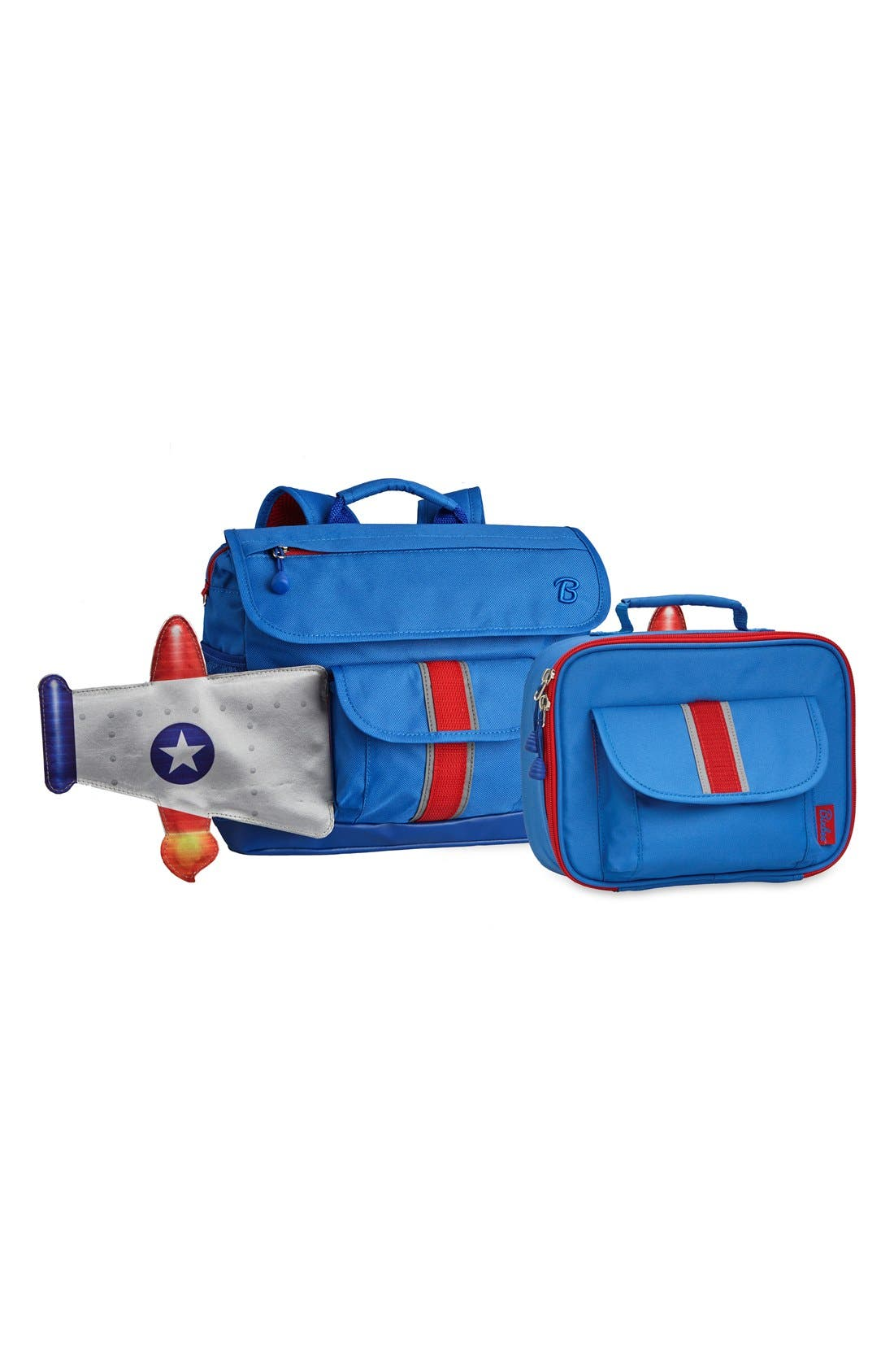 BIXBEE 'Rocketflyer' Backpack & Lunchbox