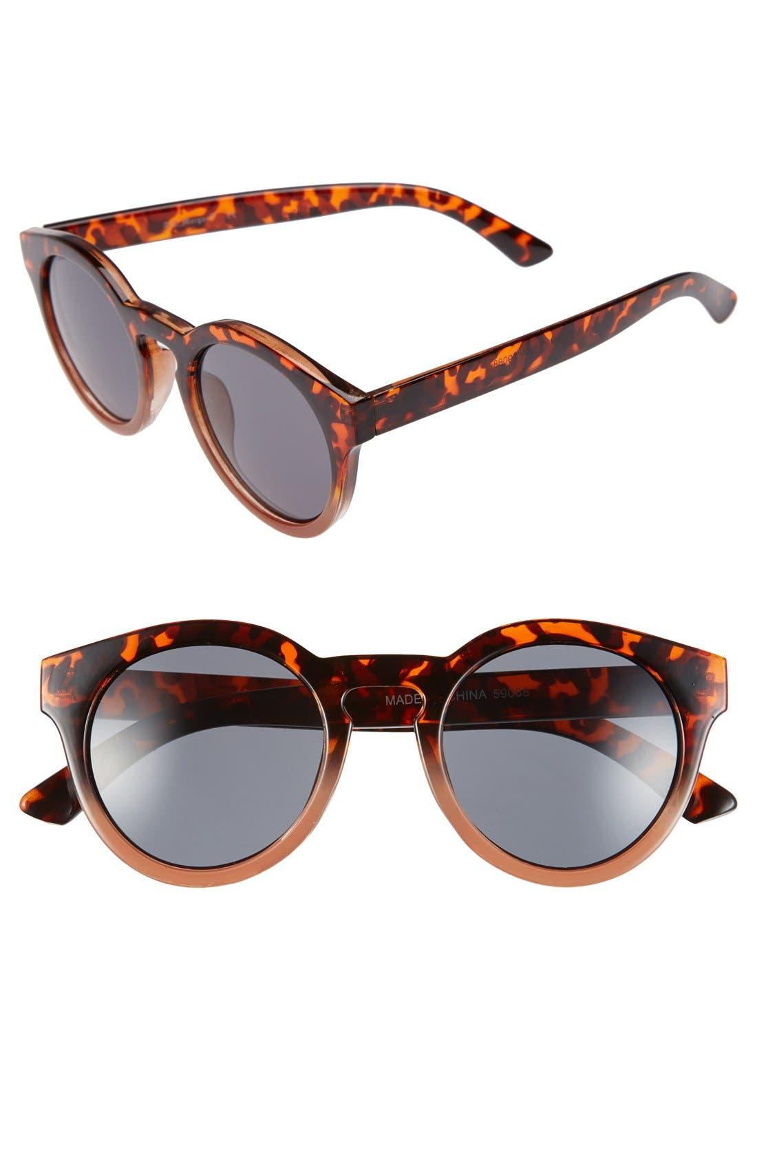 Alternate Image 1 Selected - A.J. Morgan 'Hmmm' 49mm Cat Eye Sunglasses