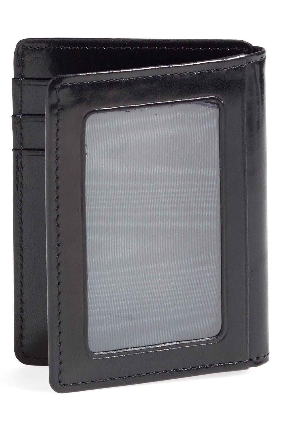 Alternate Image 3  - Bosca 'Old Leather' Front Pocket ID Wallet