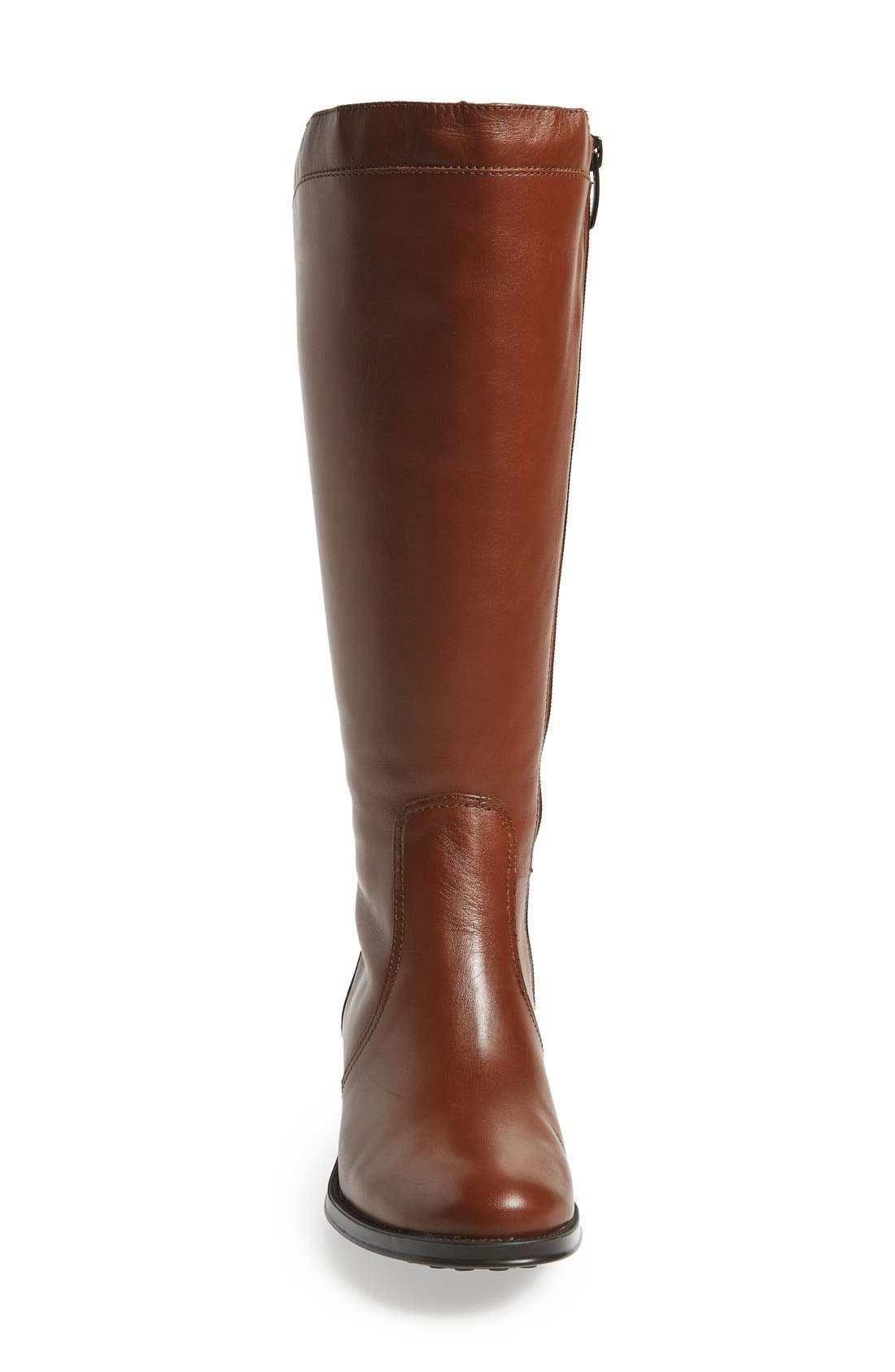 Alternate Image 2  - André Assous 'Saddle Up' Waterproof Riding Boot (Women)