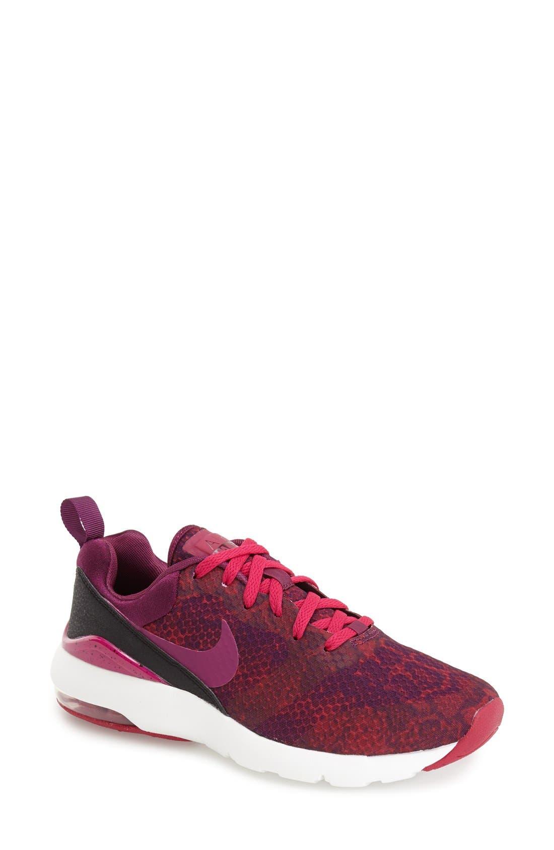 Alternate Image 1 Selected - Nike 'Air Max Siren' Print Sneaker (Women)