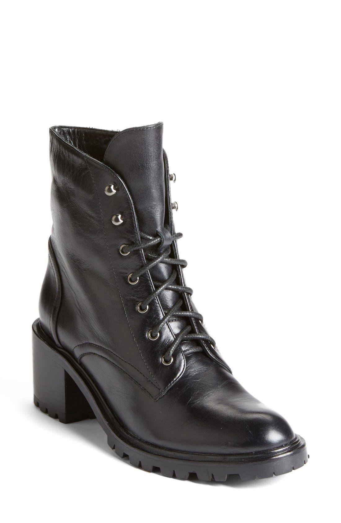 Alternate Image 1 Selected - Joie 'Bridgette' Lace-Up Boot (Women)