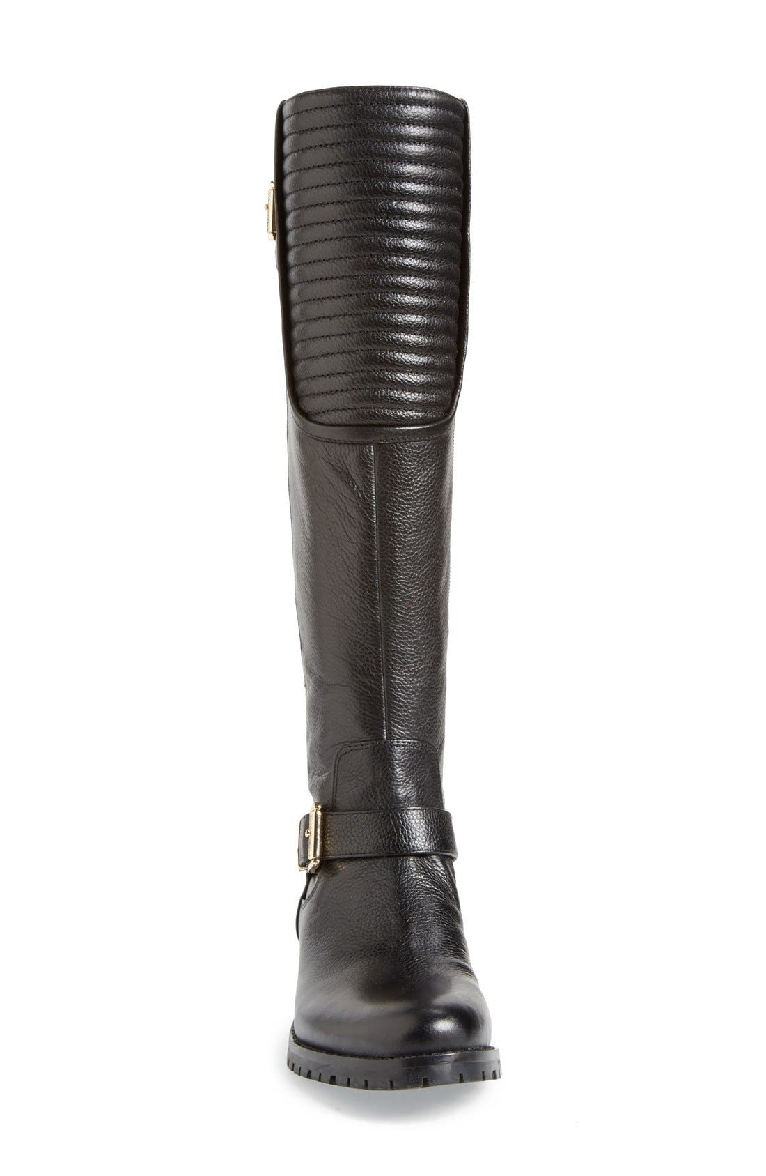 Alternate Image 3  - Vince Camuto 'Jamina' Riding Boot (Women)
