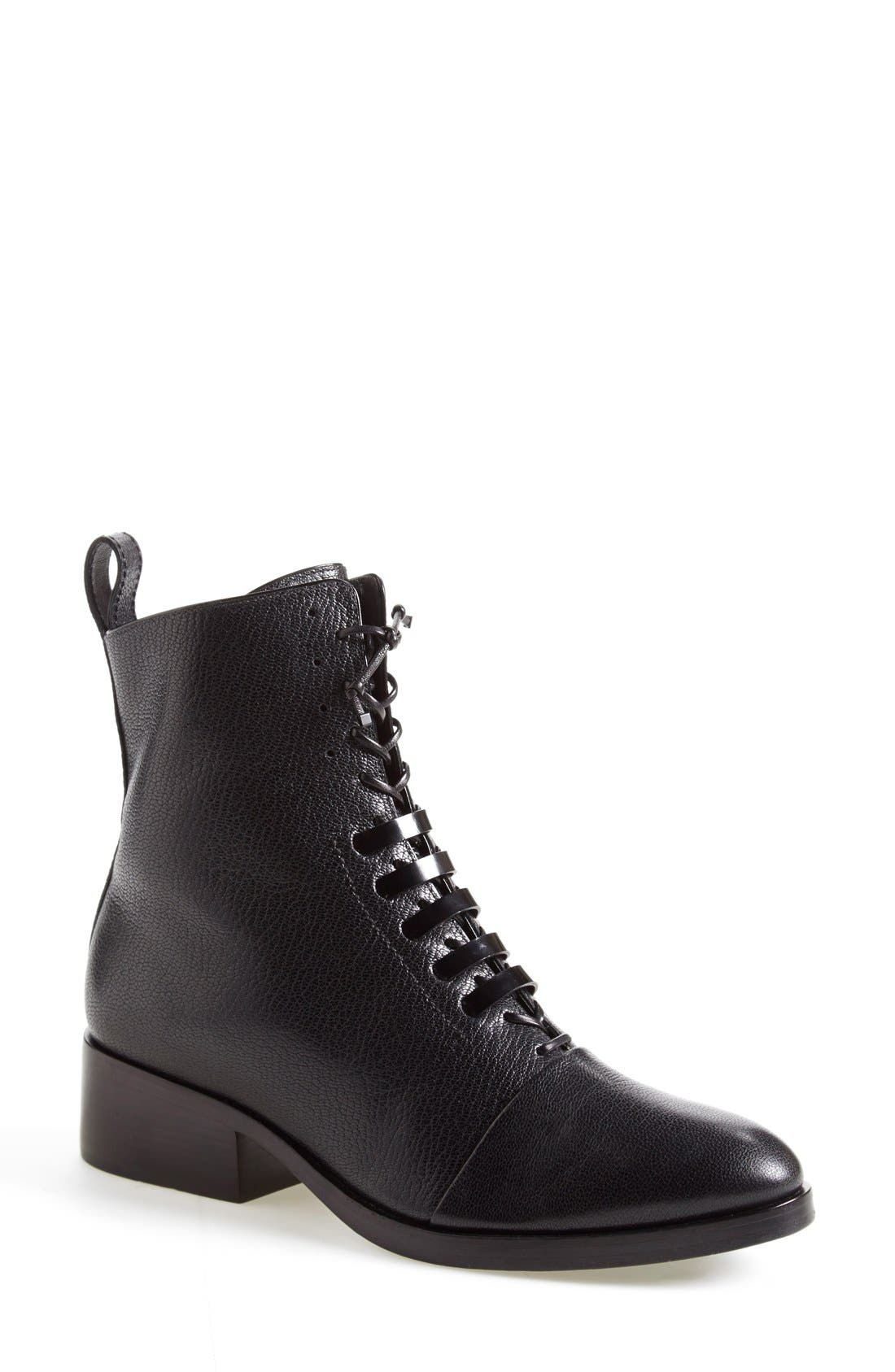 Alternate Image 1 Selected - 3.1 Phillip Lim 'Alexa' Lace-Up Ankle Boot (Women)
