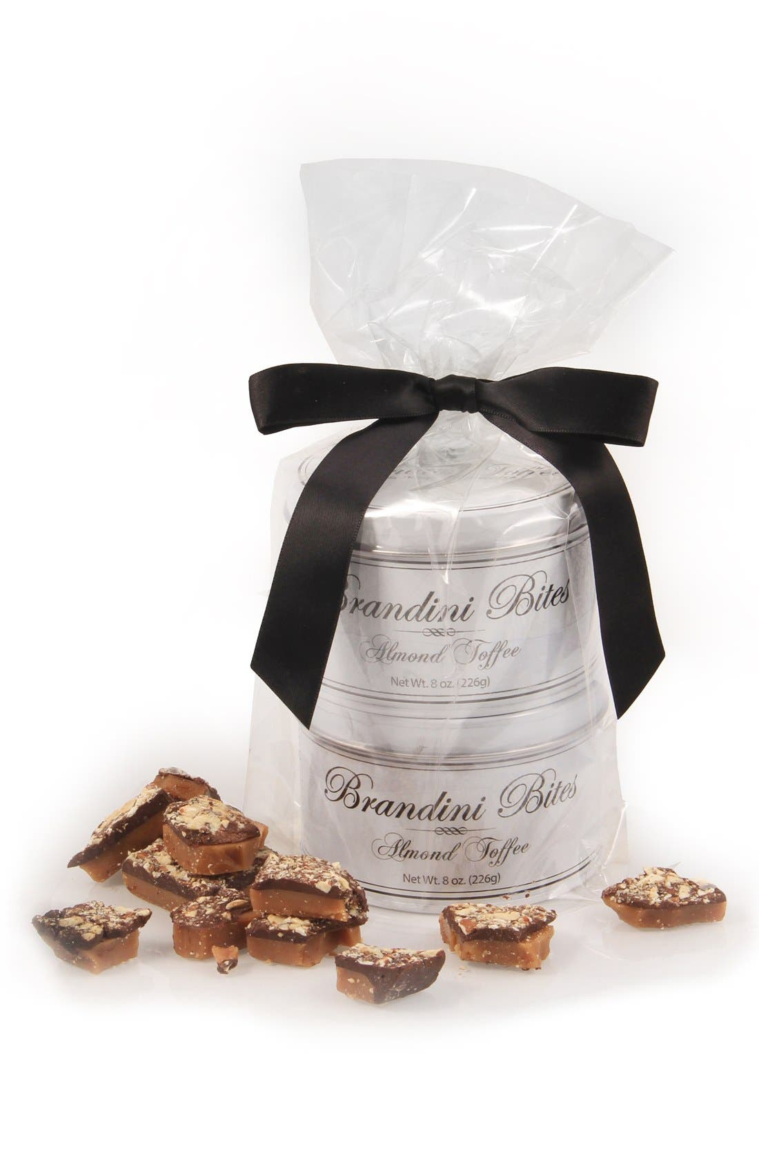 BRANDINI TOFFEE Double Tin Toffee Gift Pack
