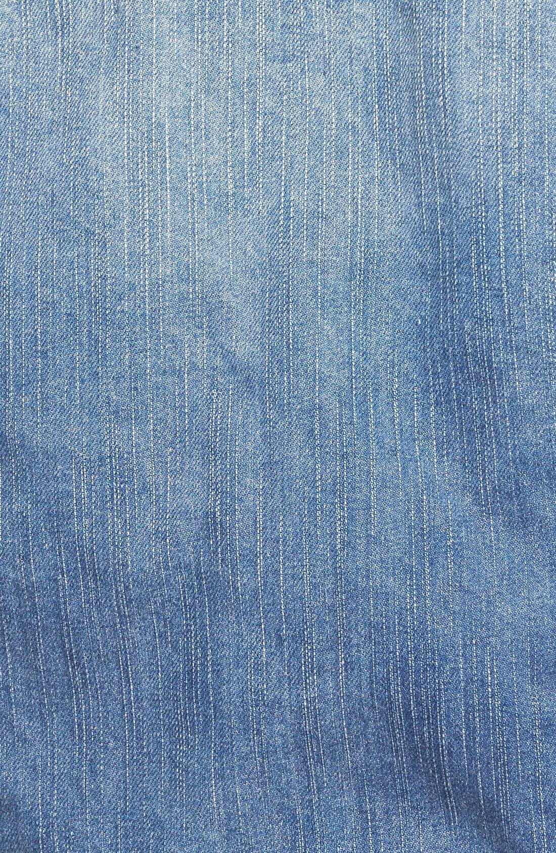 Alternate Image 4  - Thread & Supply 'Santa Fe' Denim Jacket (Juniors)