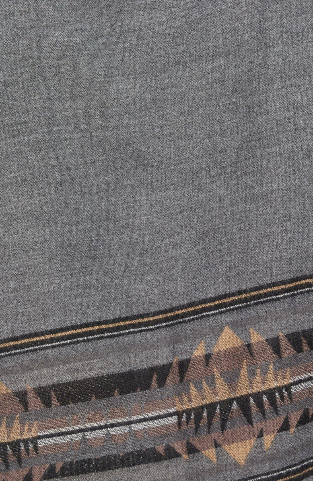 Alternate Image 3  - BP. 'Wanderlust' Blanket Poncho
