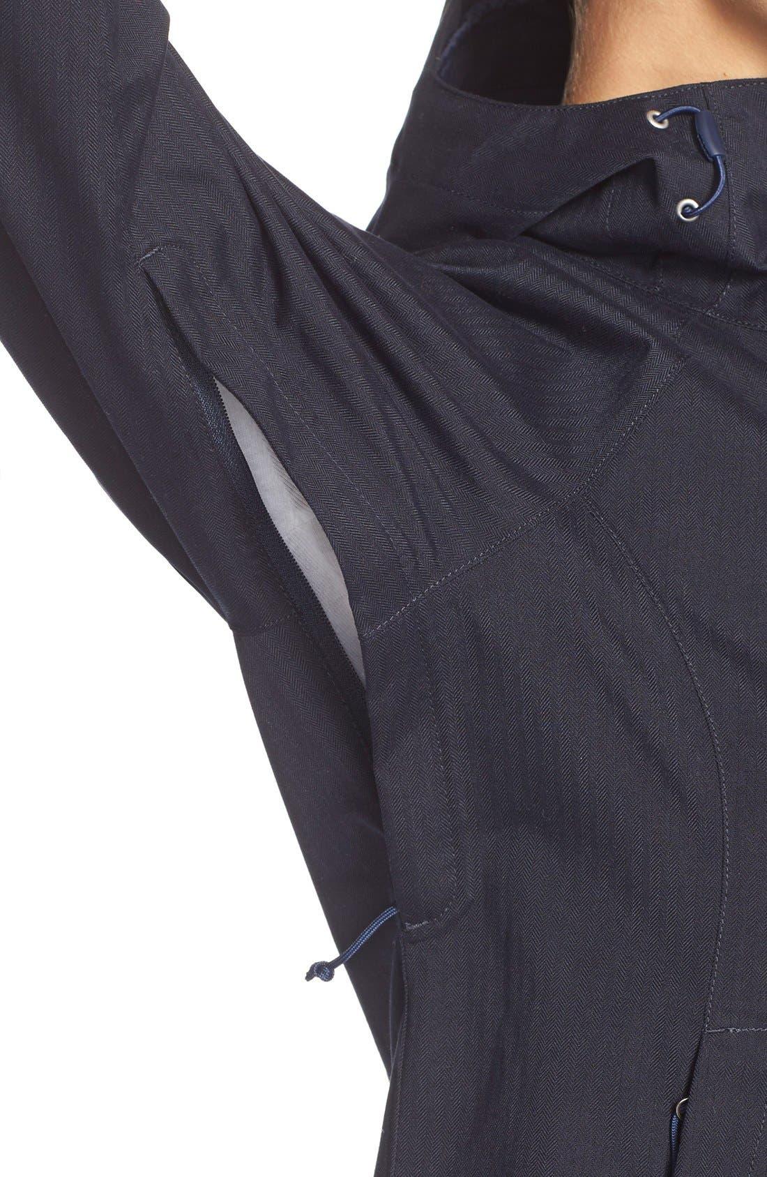 Alternate Image 4  - The North Face 'Magnolia' Waterproof Rain Jacket (Nordstrom Exclusive)