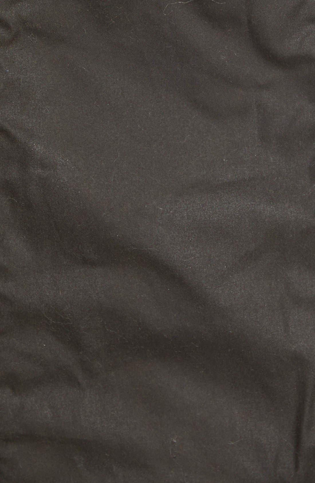 Alternate Image 3  - Barbour 'Bower' Waxed CottonJacket