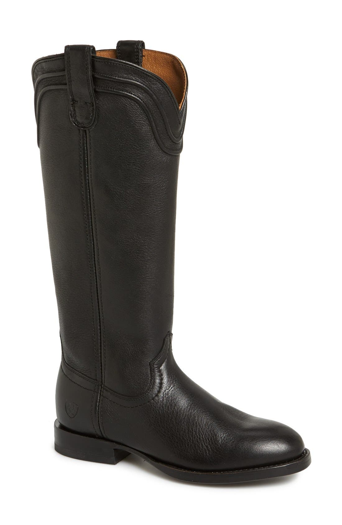 Alternate Image 1 Selected - Ariat 'About Town' Western Boot (Women)