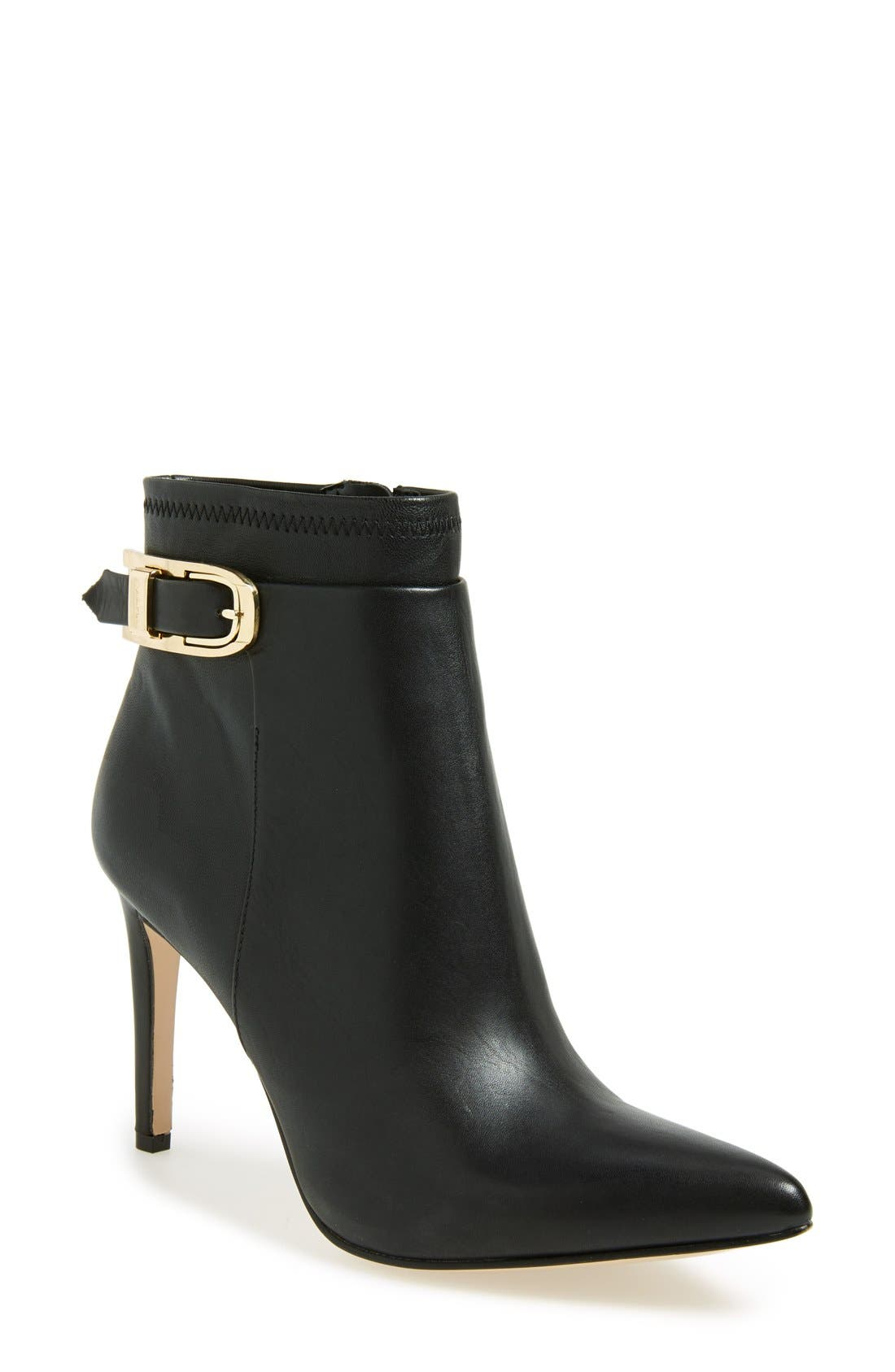 Alternate Image 1 Selected - Calvin Klein 'Cadie' Pointy Toe Bootie (Women)
