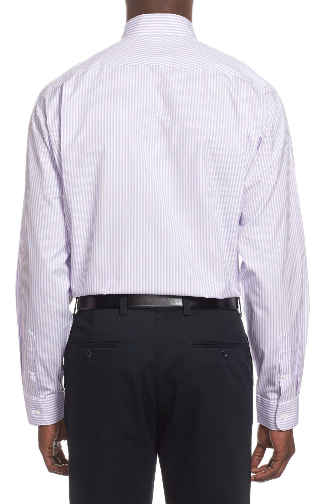 Alternate Image 3  - Nordstrom Men's Shop Smartcare™ Classic Fit Stripe Dress Shirt (Online Only)