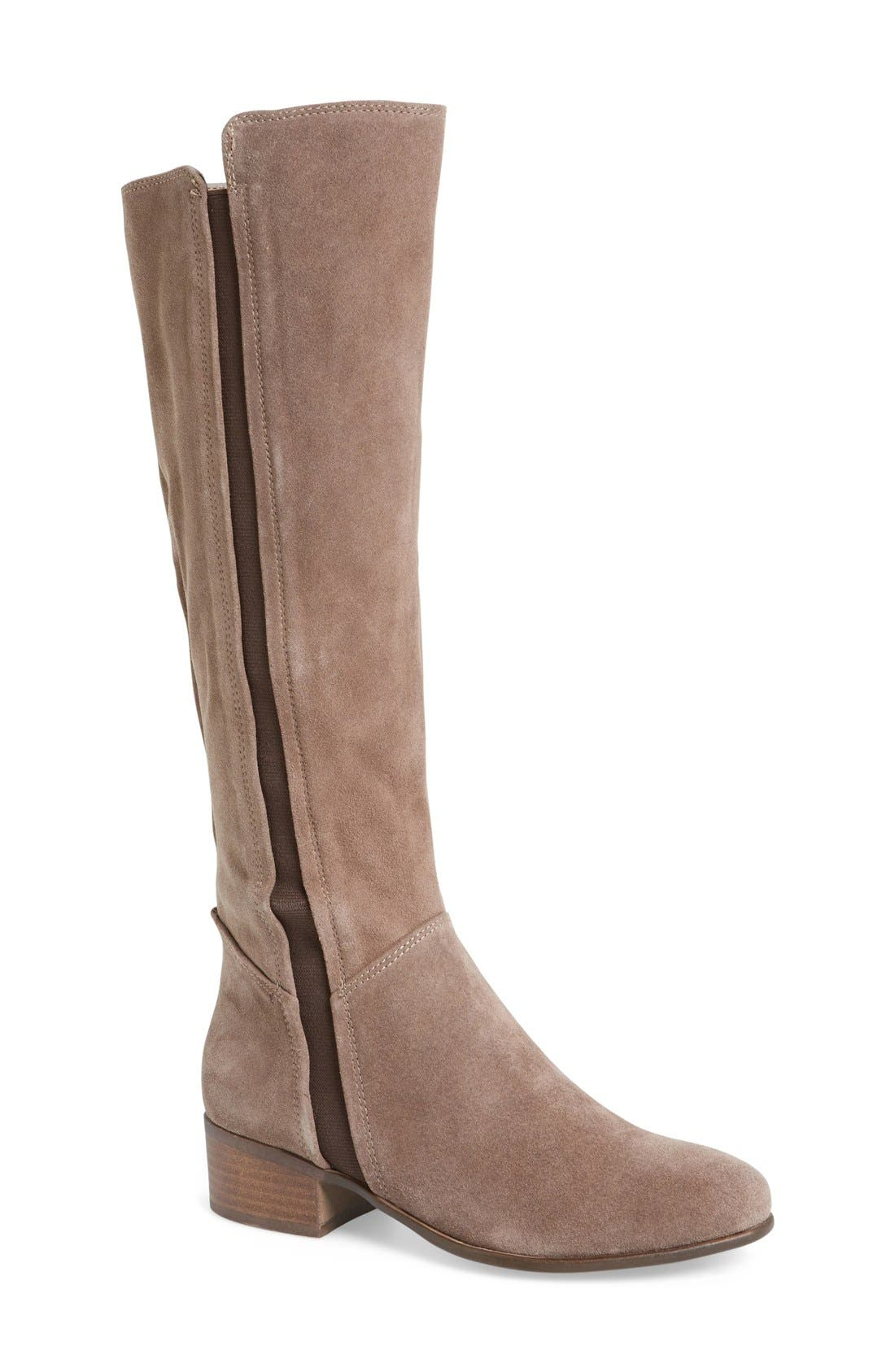 Alternate Image 1 Selected - Steve Madden Pull-On Boot (Women)