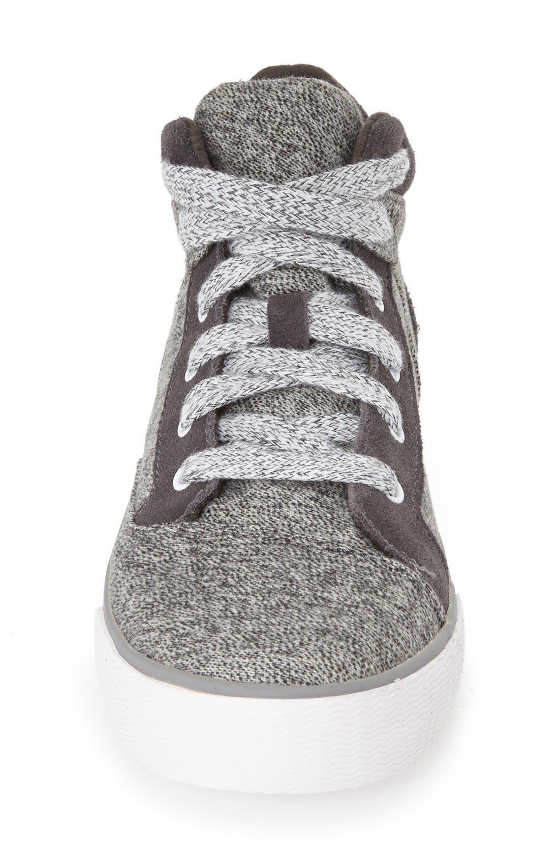 Alternate Image 3  - TOMS 'Camila' High Top Sneaker (Women)
