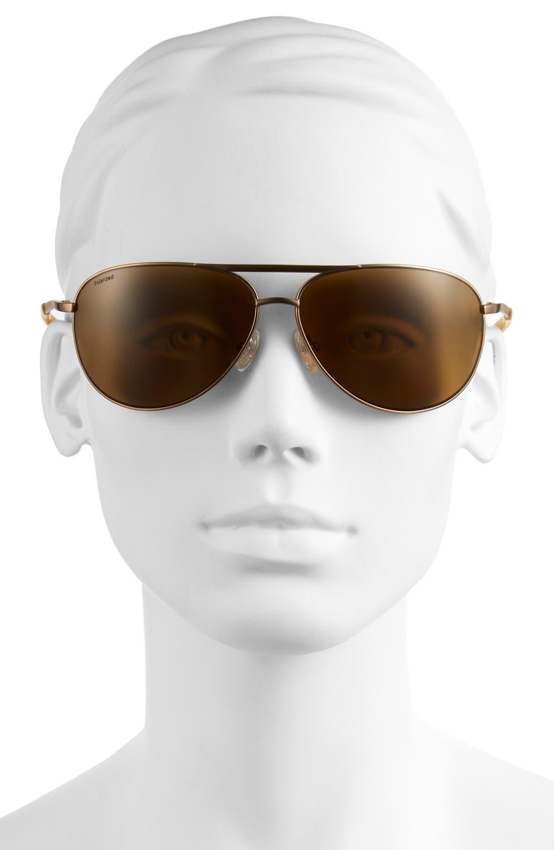 Alternate Image 2  - Smith Optics 'Serpico' 66mm Polarized Sunglasses