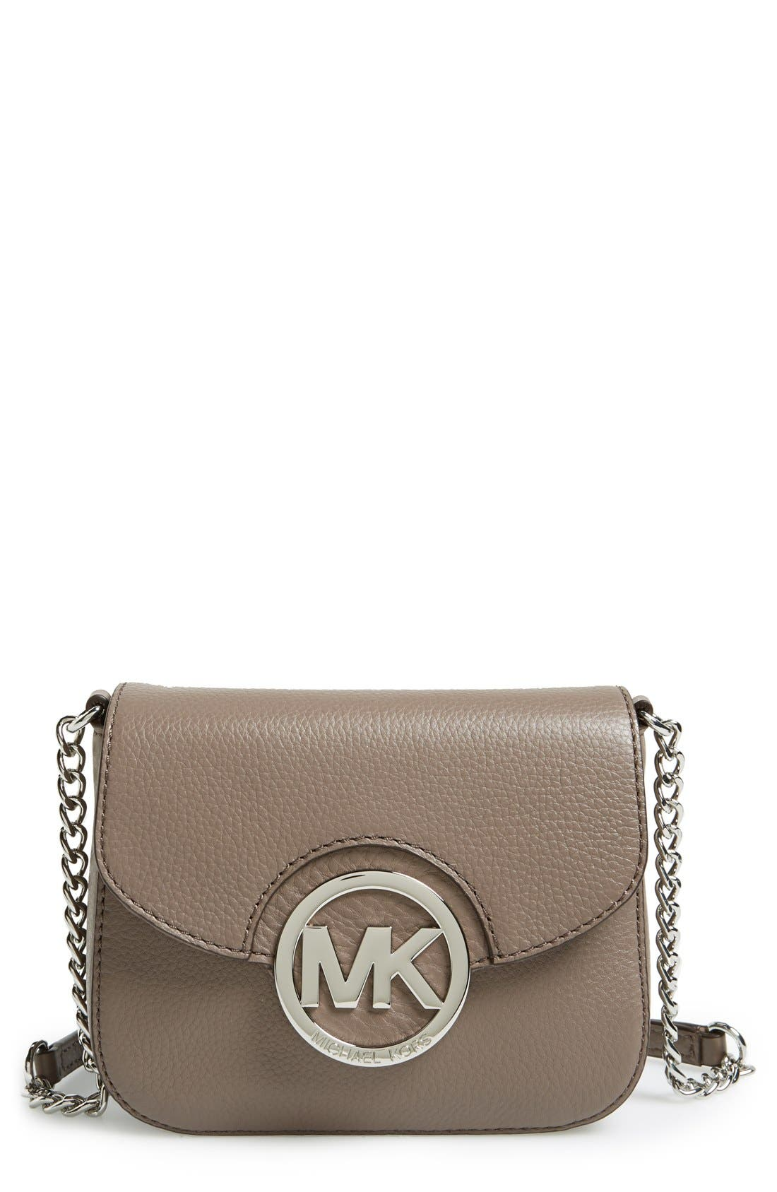 Main Image - MICHAEL Michael Kors 'Small Fulton' Crossbody Bag