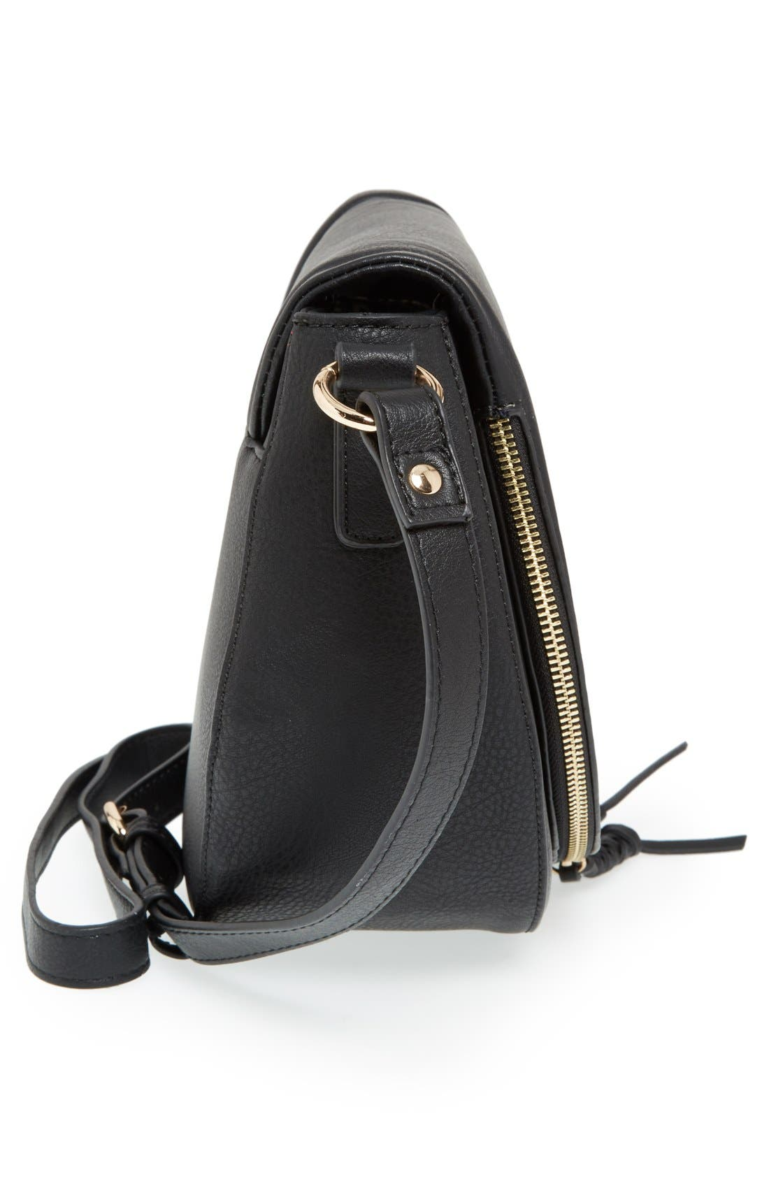 Alternate Image 5  - Sole Society 'Thalia' Crossbody Bag