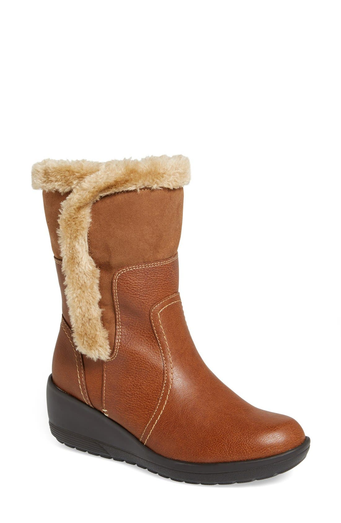 softspots corby waterproof wedge boot nordstrom