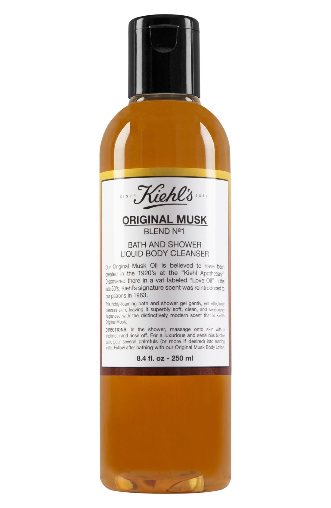 Kiehl's Since 1851 Original Musk Bath & Shower Liquid Body Cleanser