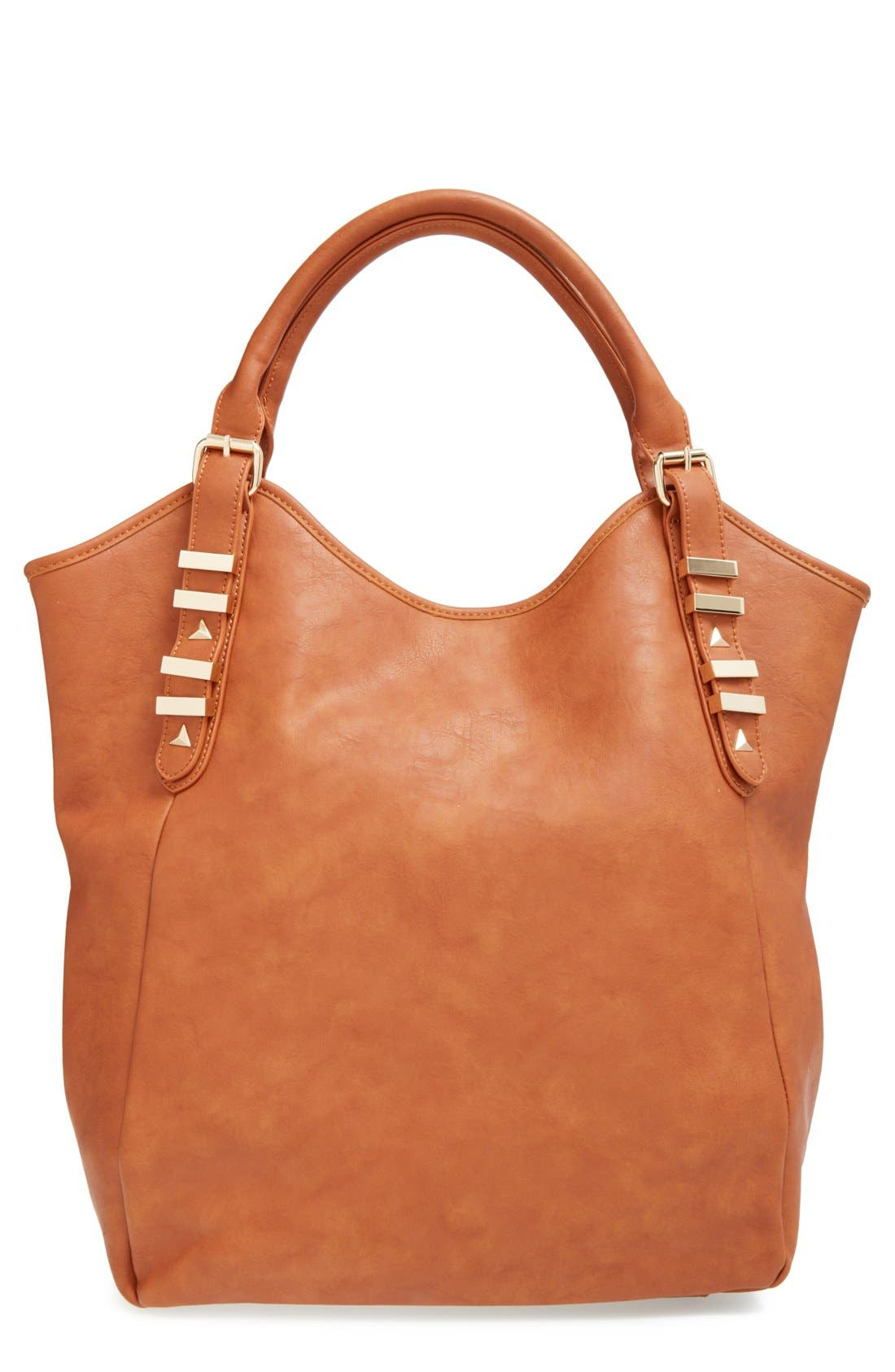 Alternate Image 1 Selected - Emperia Faux Leather Tote