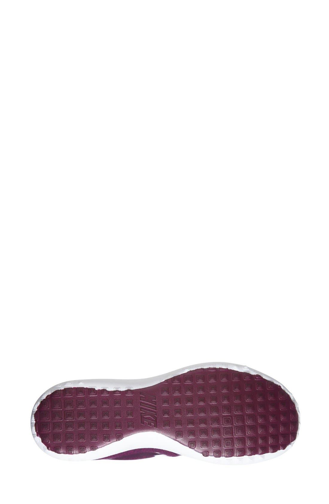 Alternate Image 4  - Nike 'Juvenate Fleece' Sneaker (Women)