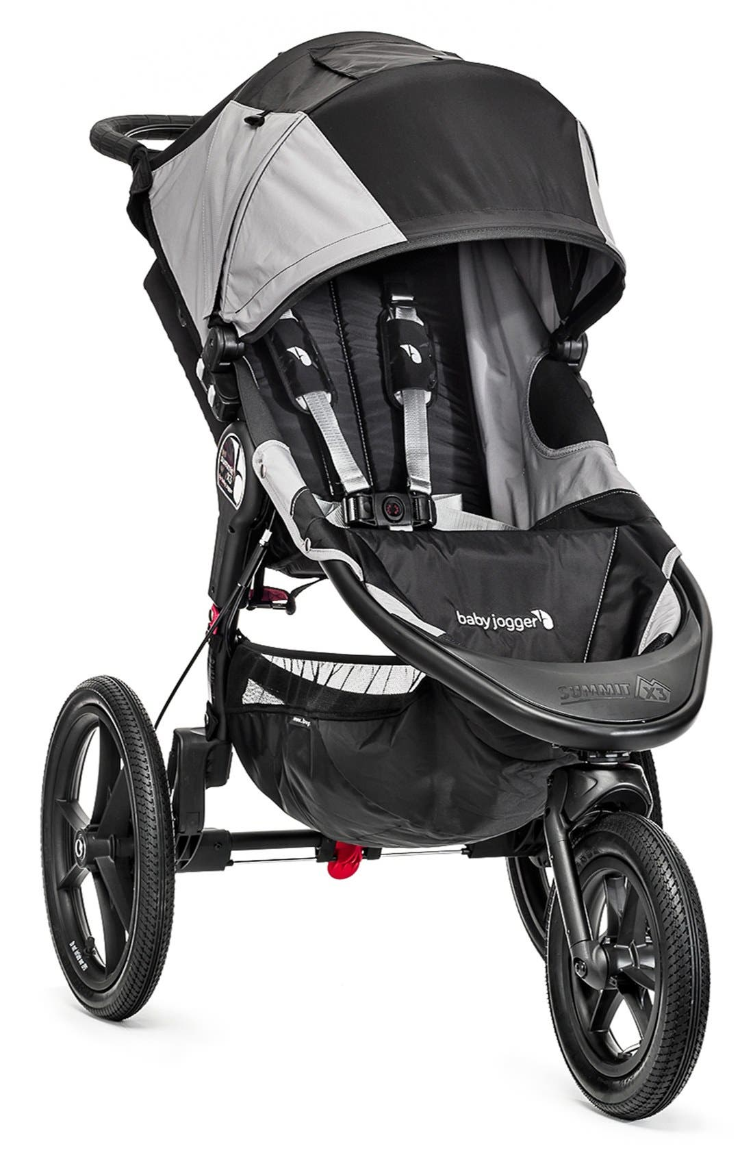Main Image - Baby Jogger 'Summit X3' Single Jogging Stroller