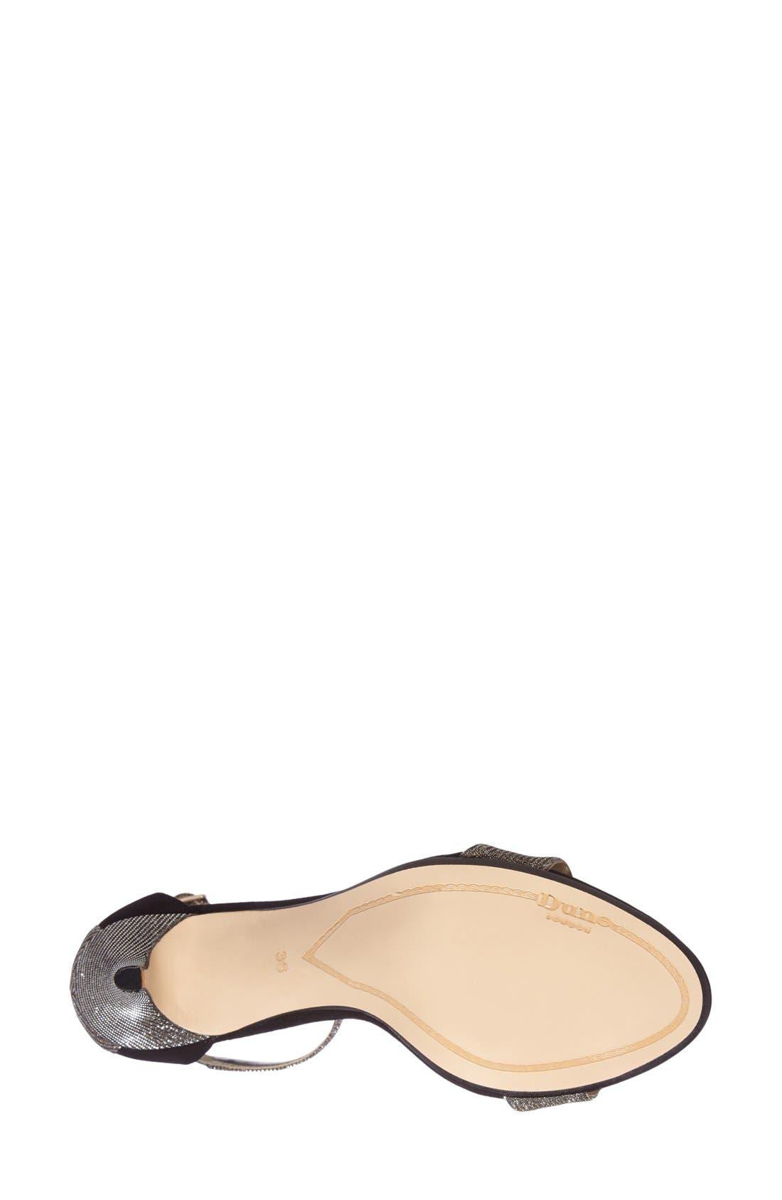 Alternate Image 4  - Dune London 'Mariee' Sandal (Women)